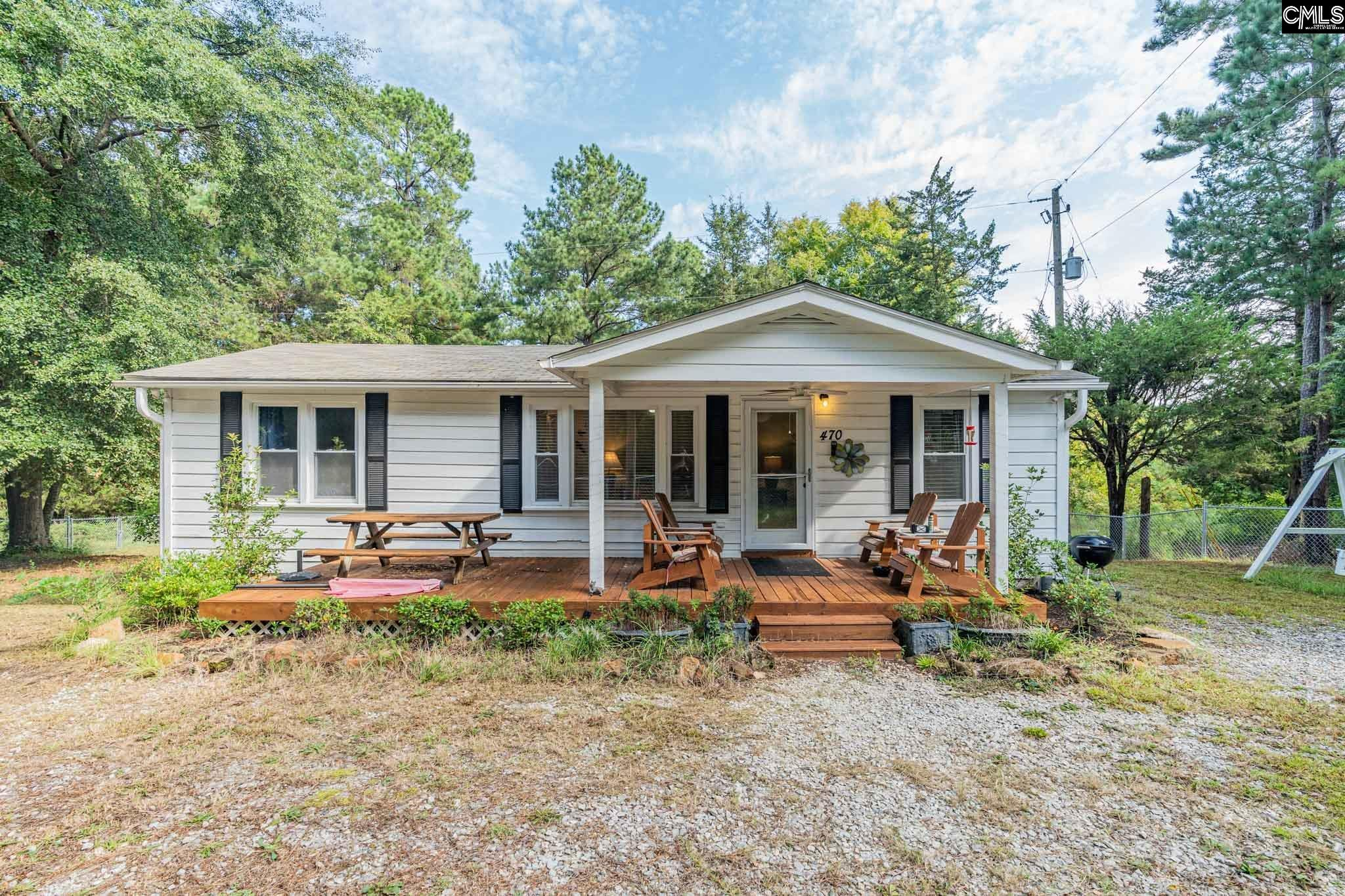 470 Lakeview Drive Jenkinsville, SC 29065