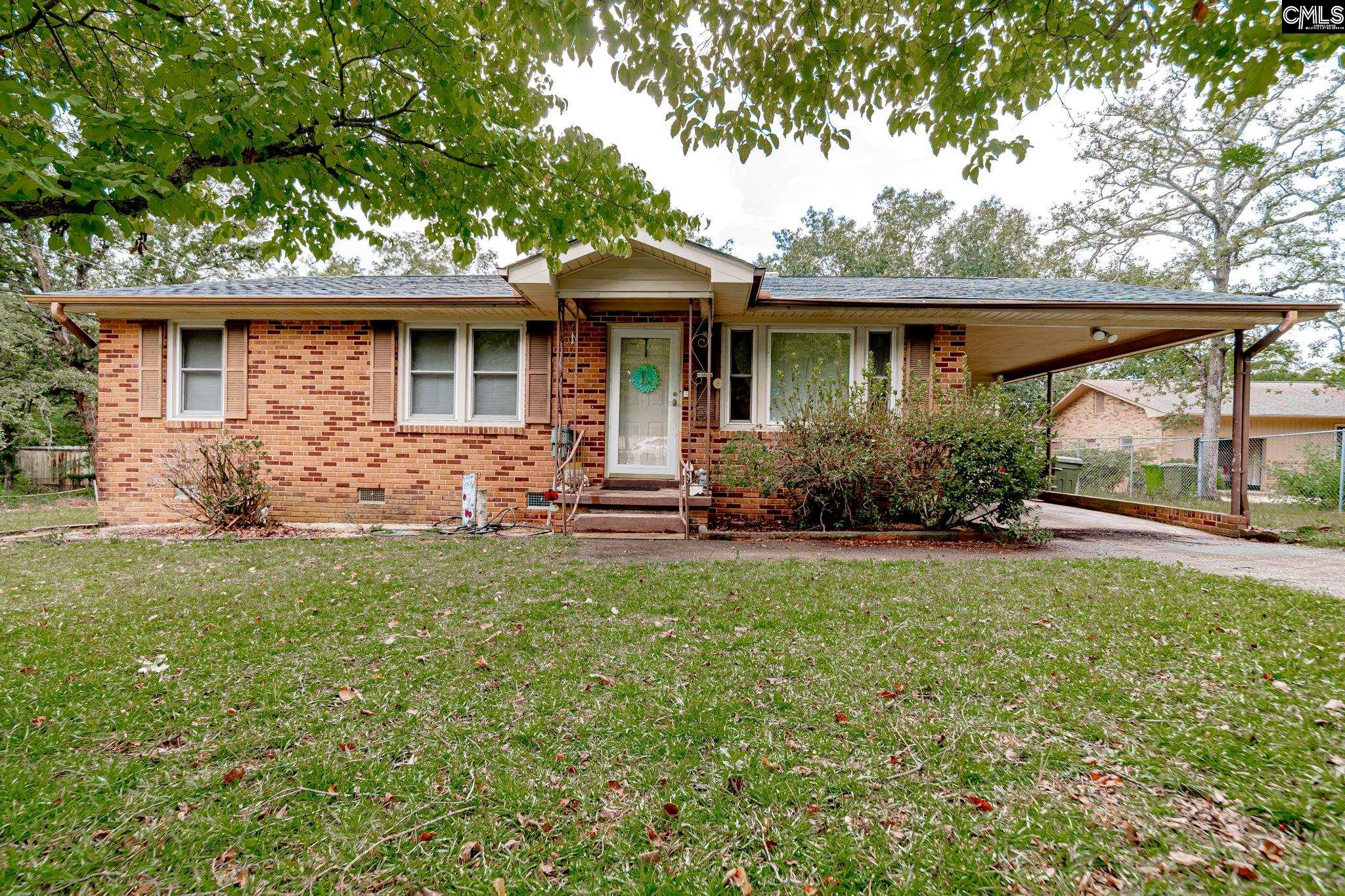 157 Hickory Forest Street Columbia, SC 29209