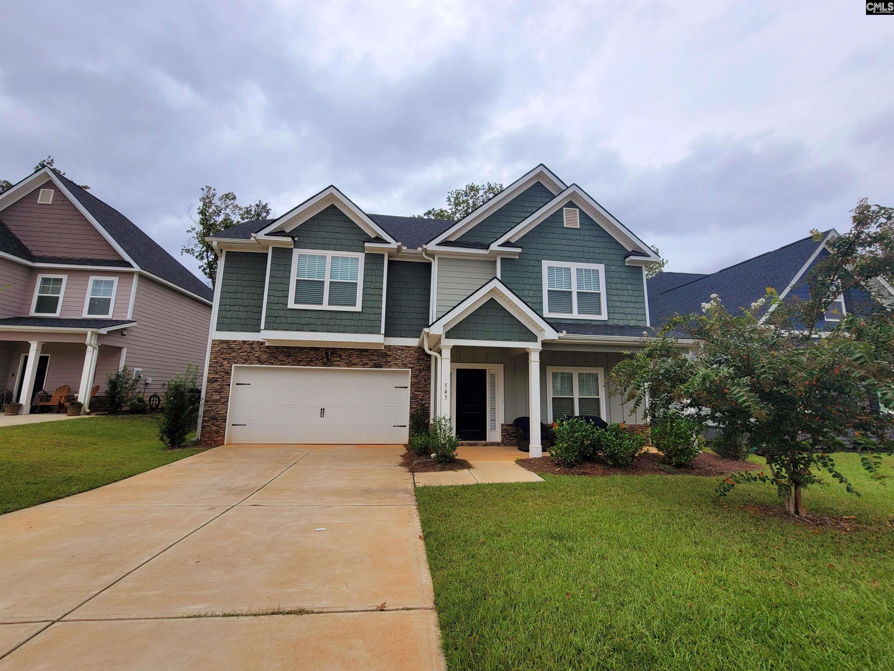 543 Treehouse Lane Lexington, SC 29072