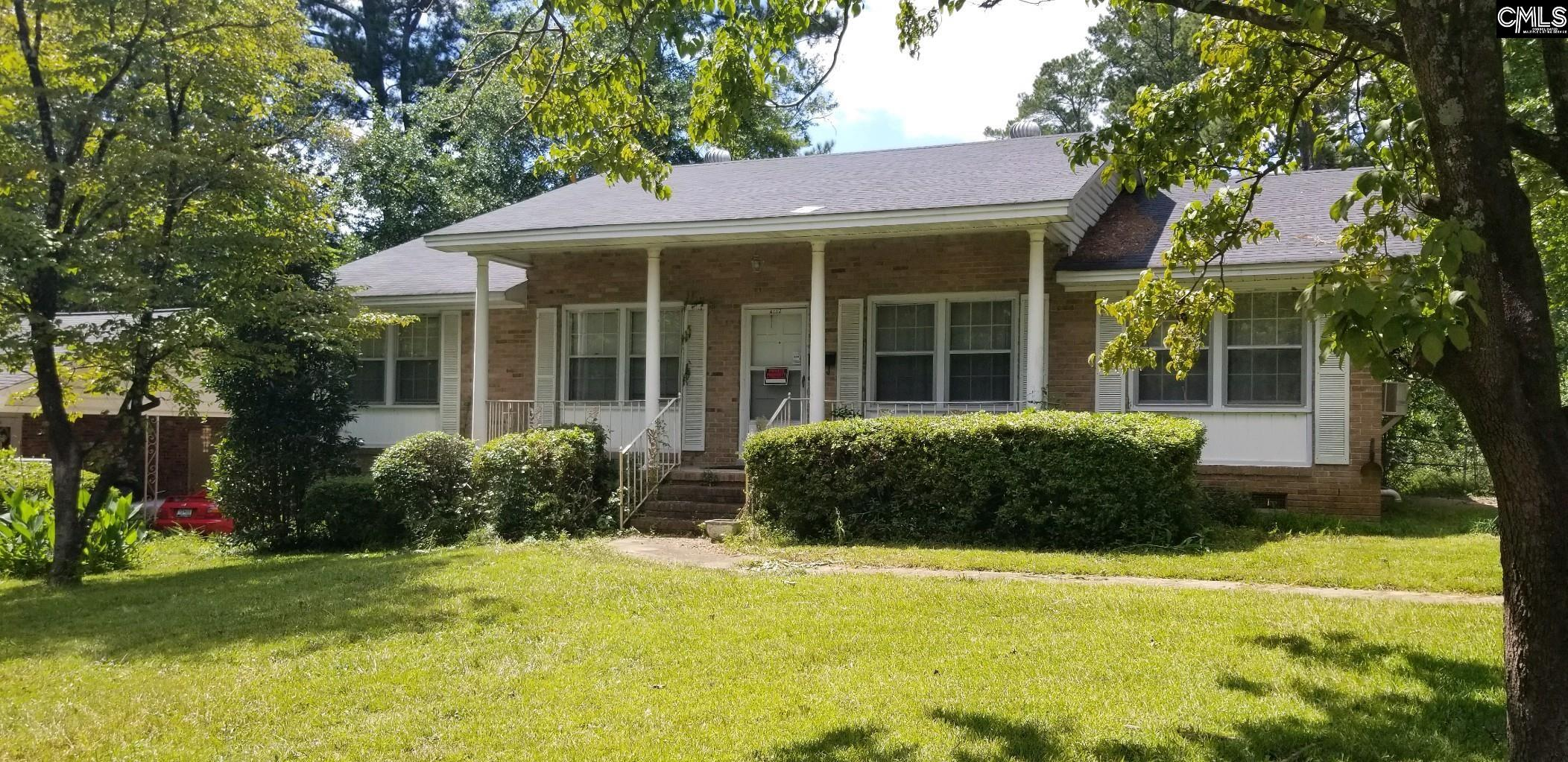 4117 Colonial Drive Columbia, SC 29203
