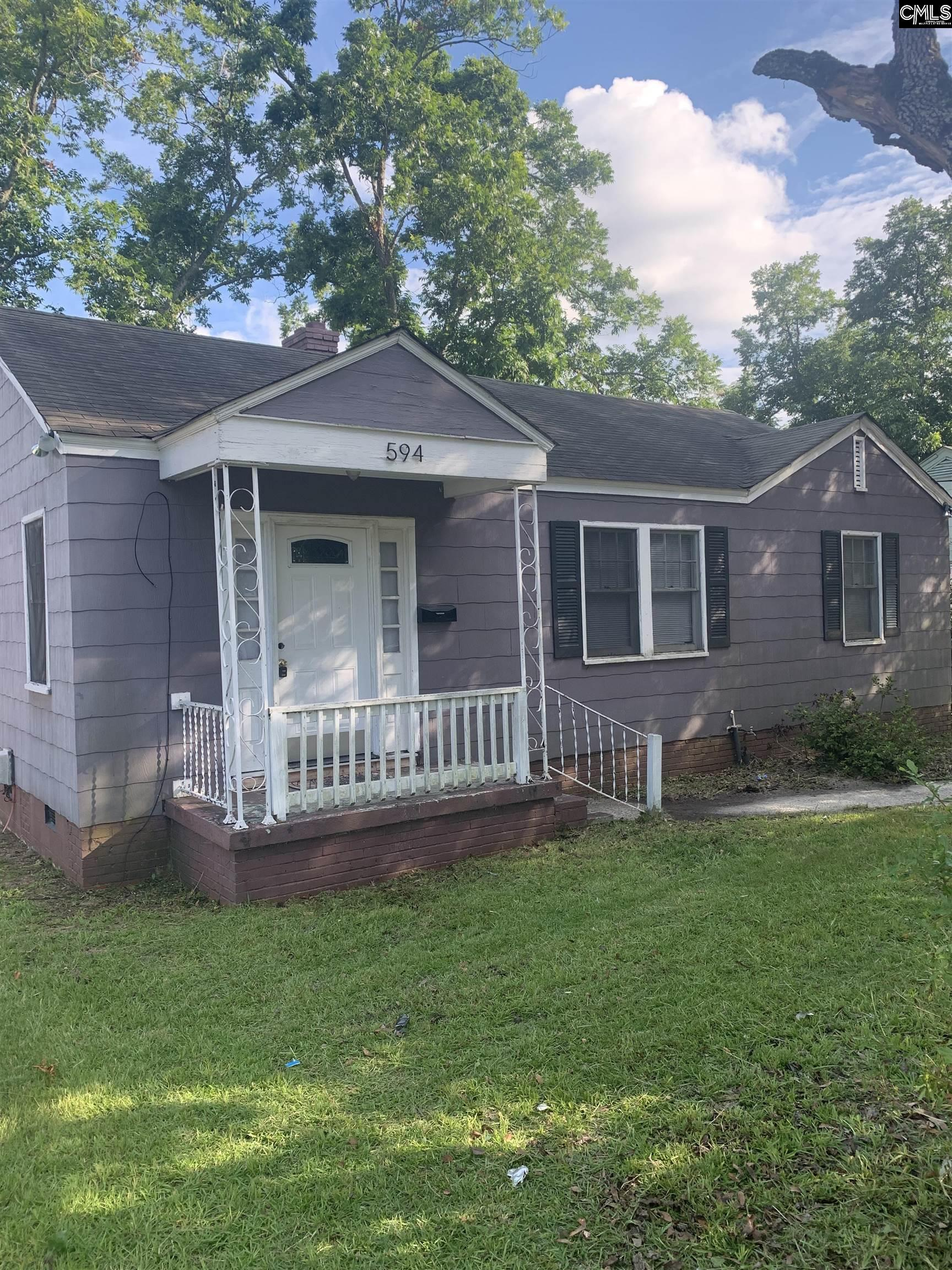 594 Dantzler Street Orangeburg, SC 29115