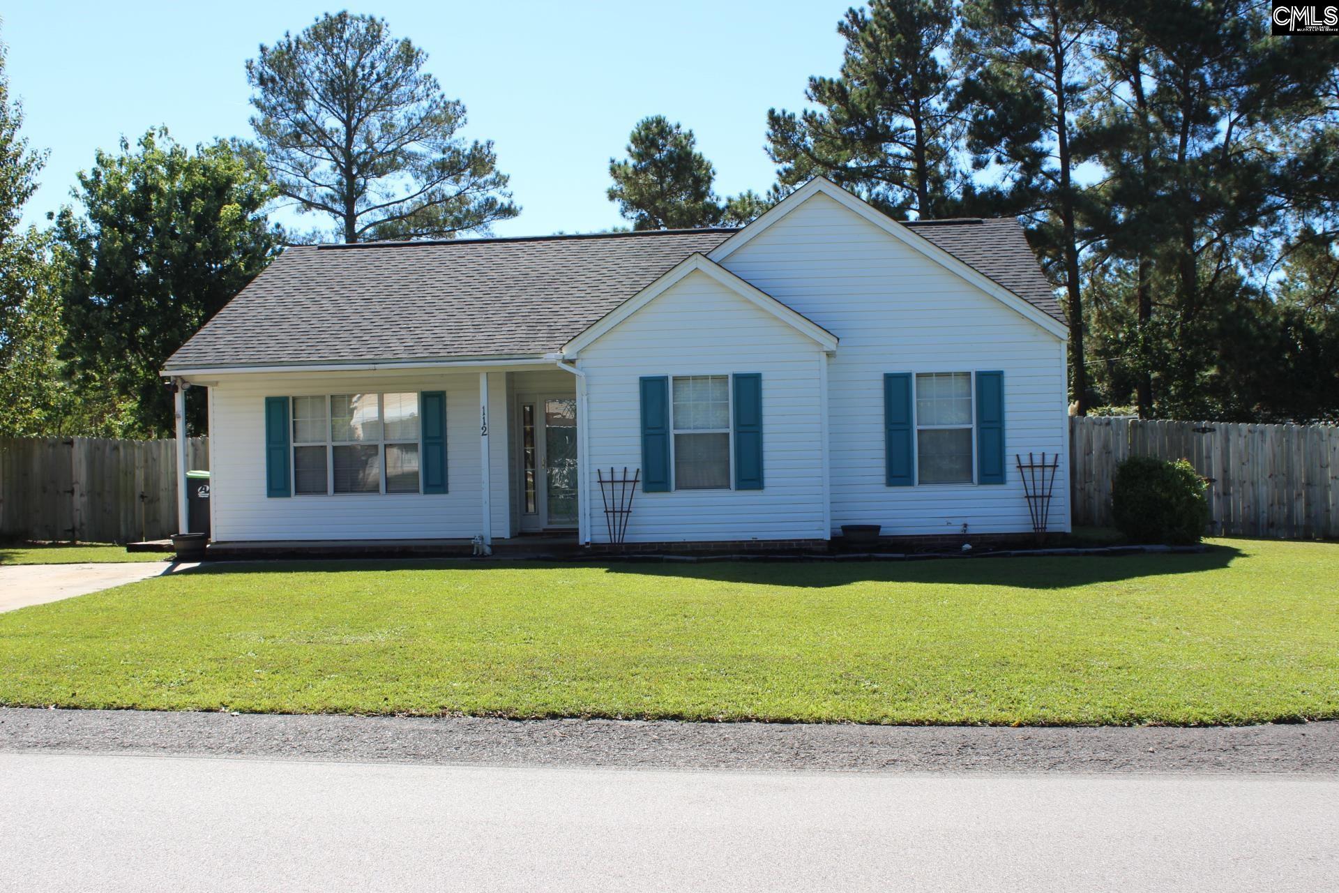 112 Megan Lane Lexington, SC 29073