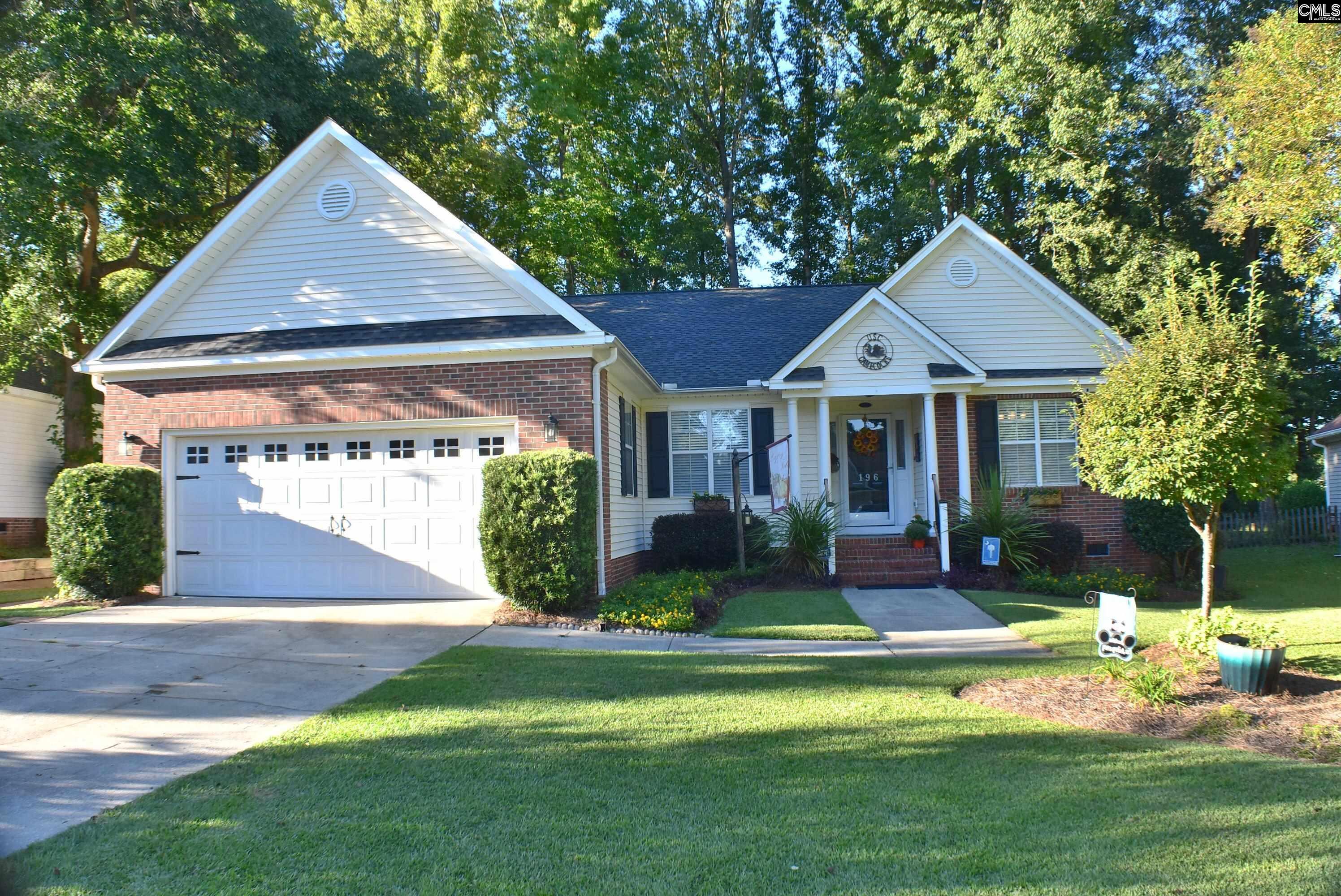 196 Hunters Ridge Drive Lexington, SC 29072