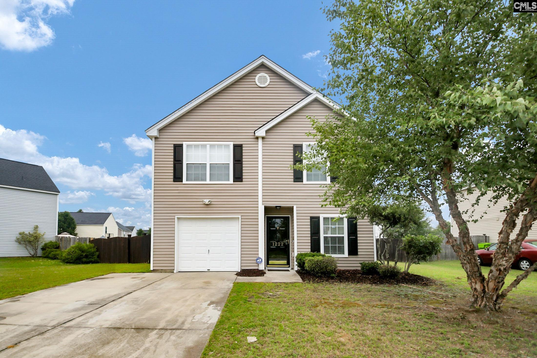 1222 Waverly Place Drive Columbia, SC 29229-7116