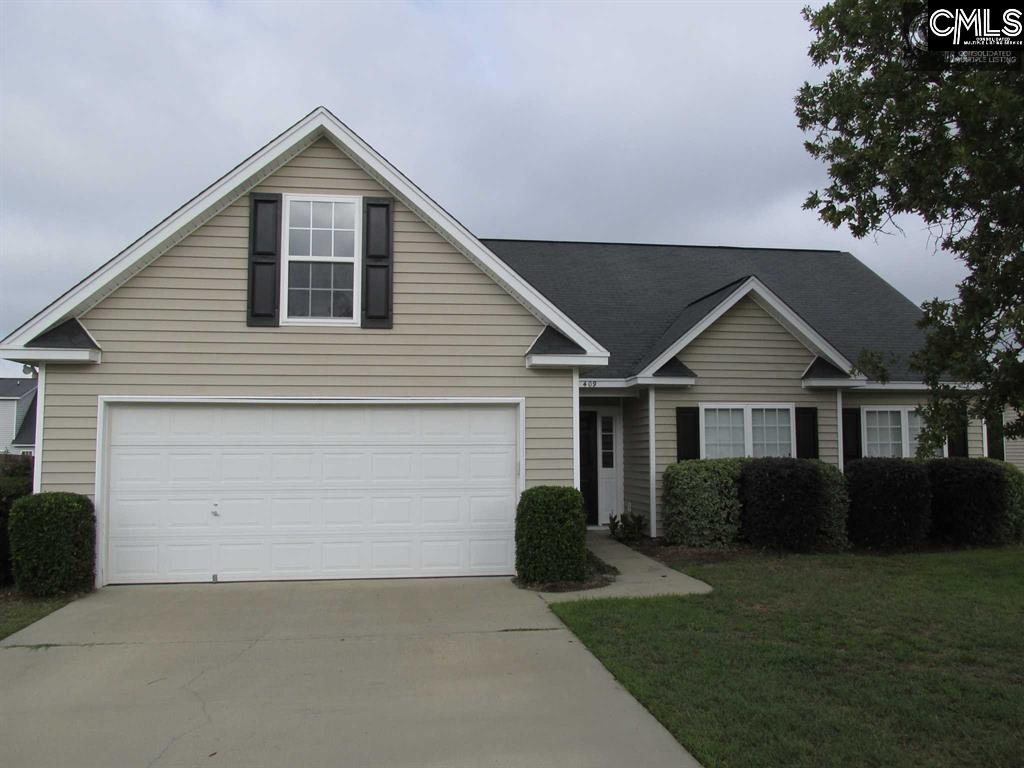 409 Gingerbread Court Columbia, SC 29229