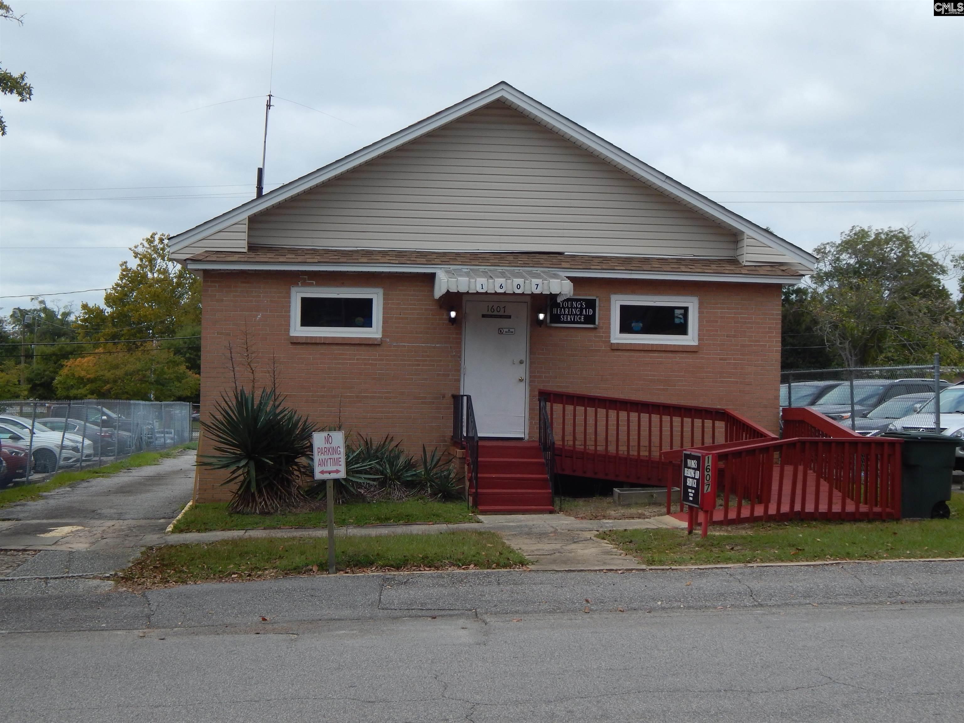1607 Bernadine Avenue Columbia, SC 29204