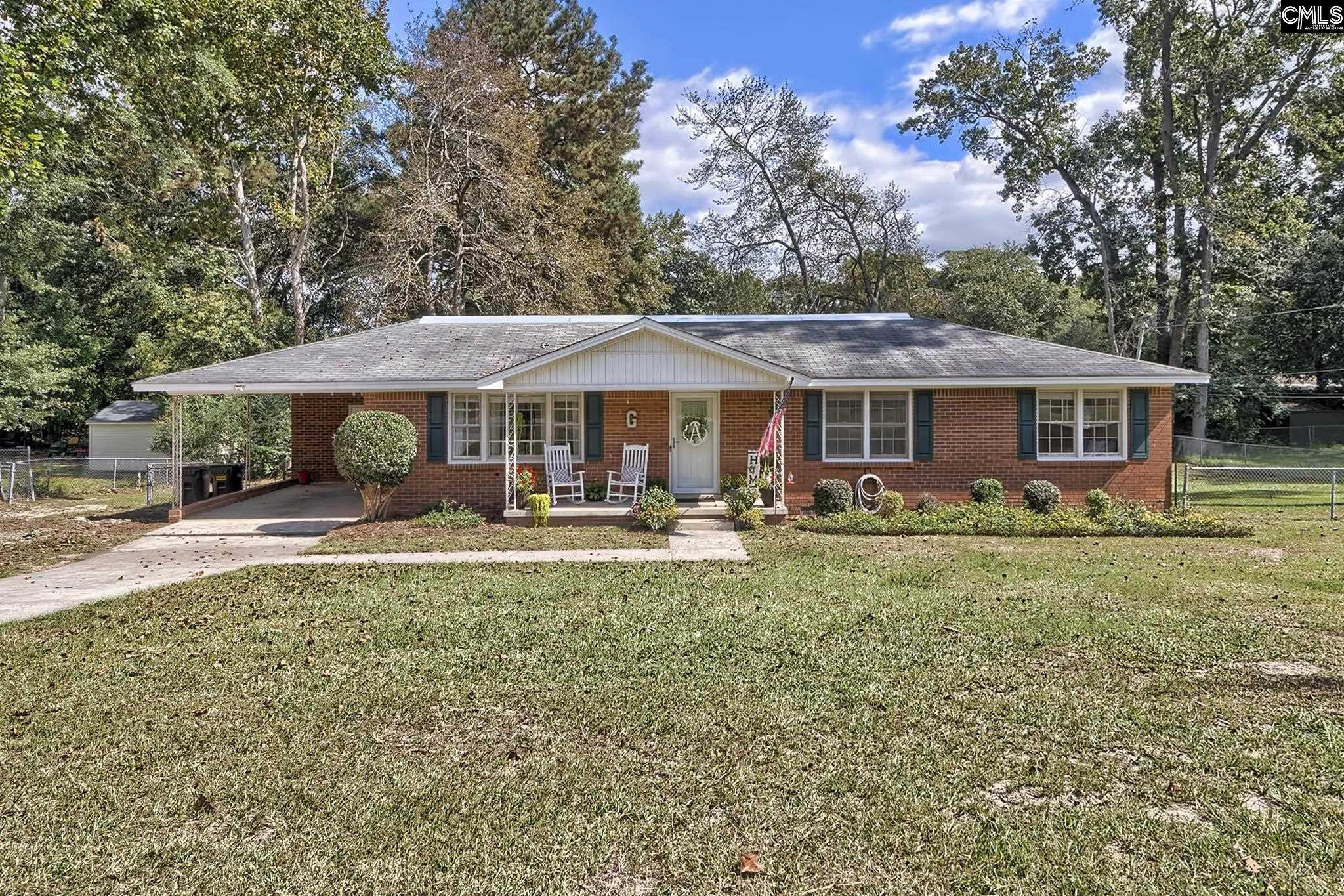 1137 Lown Drive West Columbia, SC 29170-3112