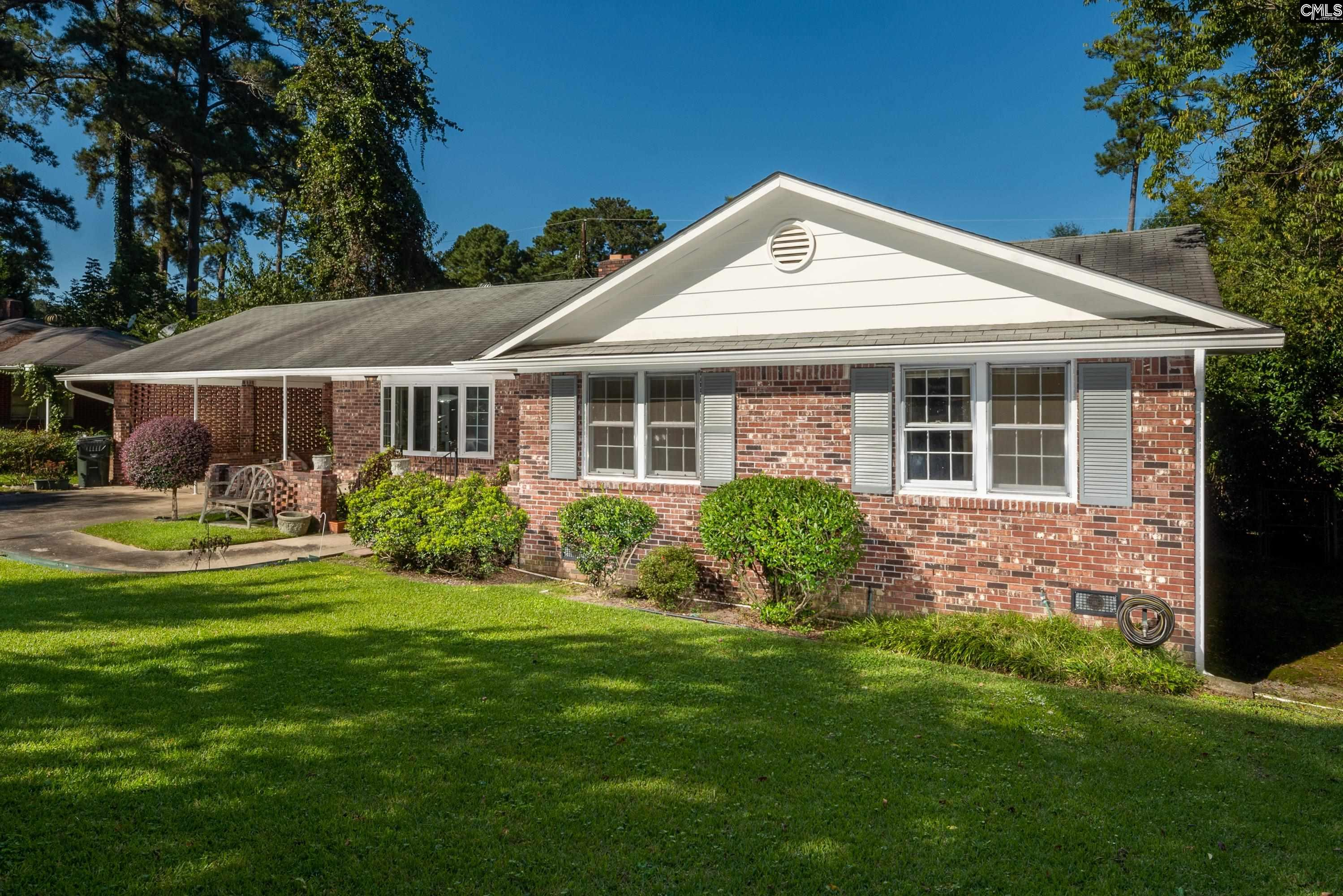 4121 Spring Hill Road Columbia, SC 29204