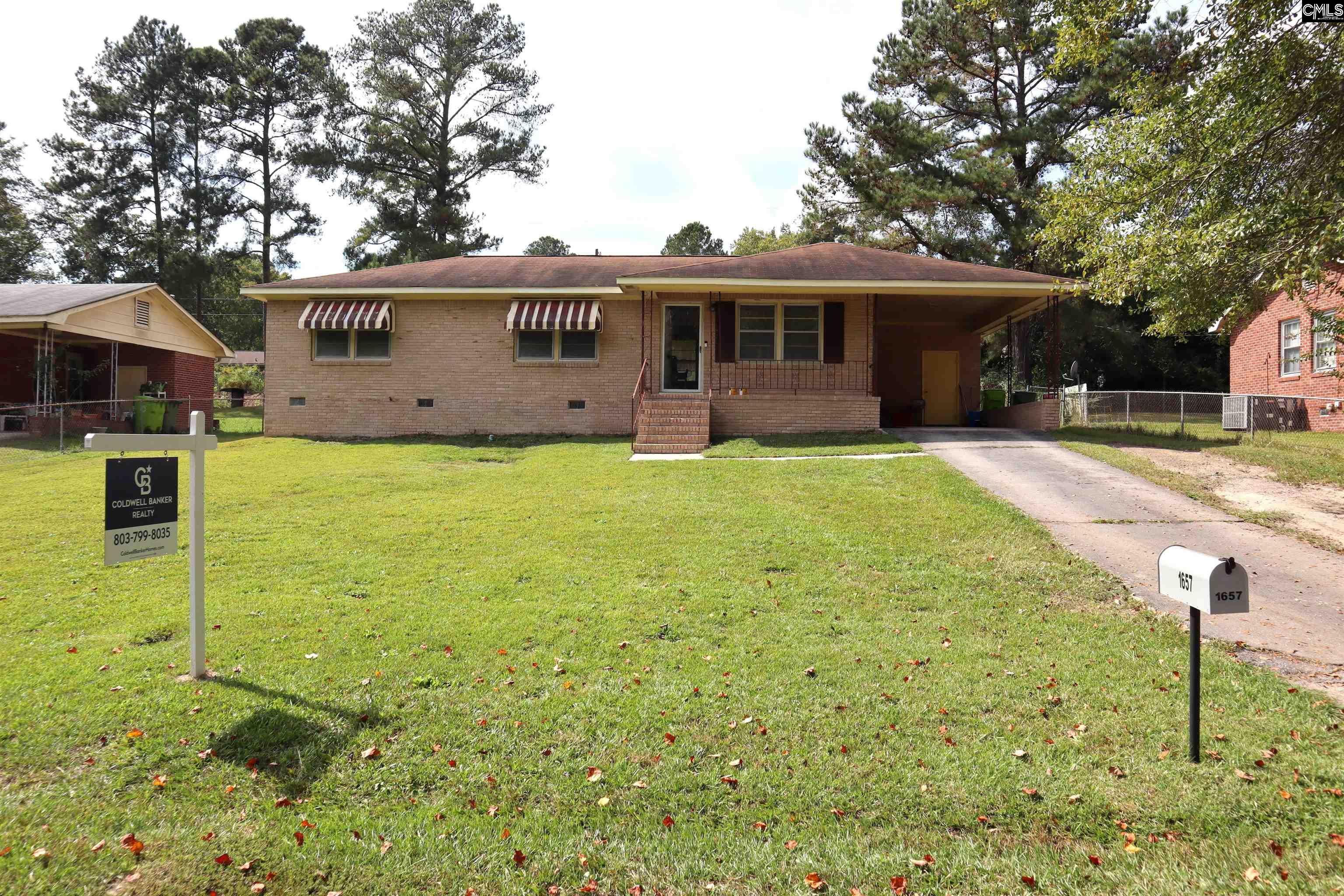 1657 Bywood Drive Columbia, SC 29223-3639