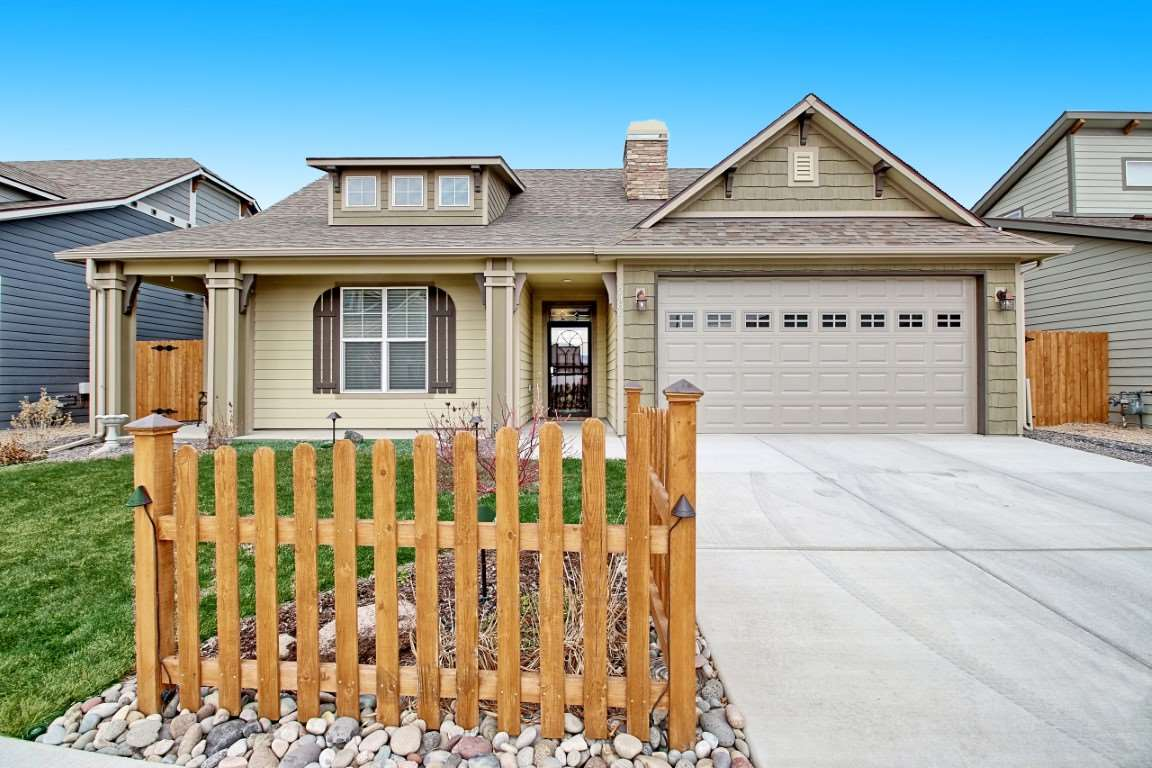 New Construction Homes For Sale Grand Junction Co