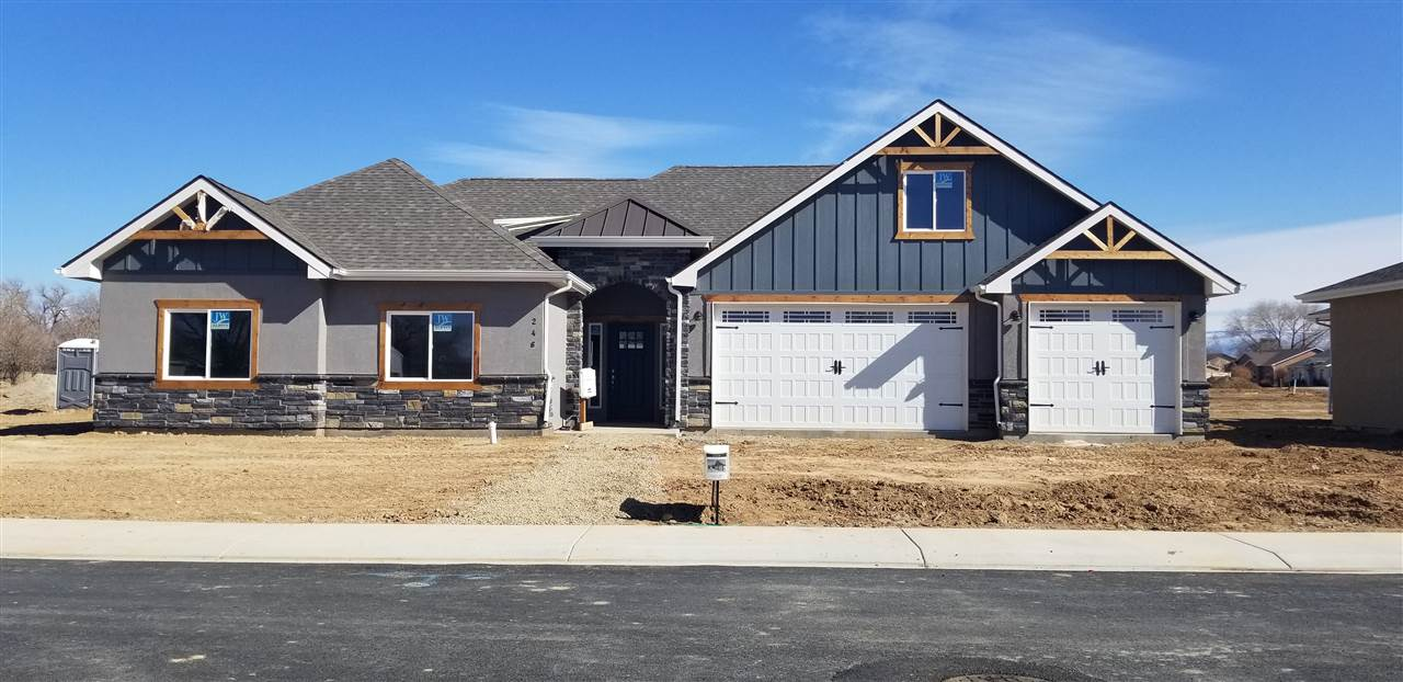 246 Crystal Brook Way, Grand Junction, CO 81503