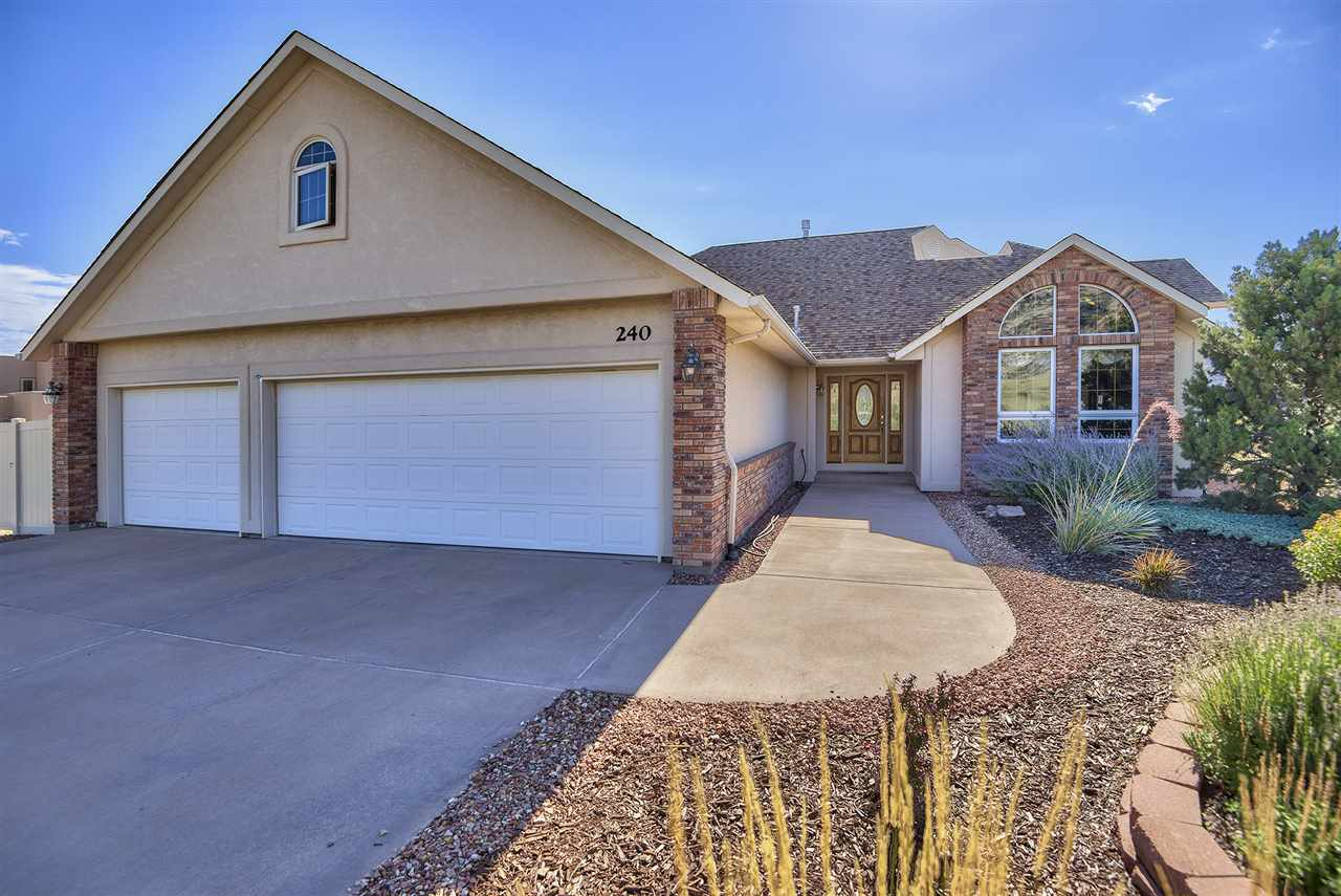 240 Red Rim Drive, Grand Junction, CO 81507