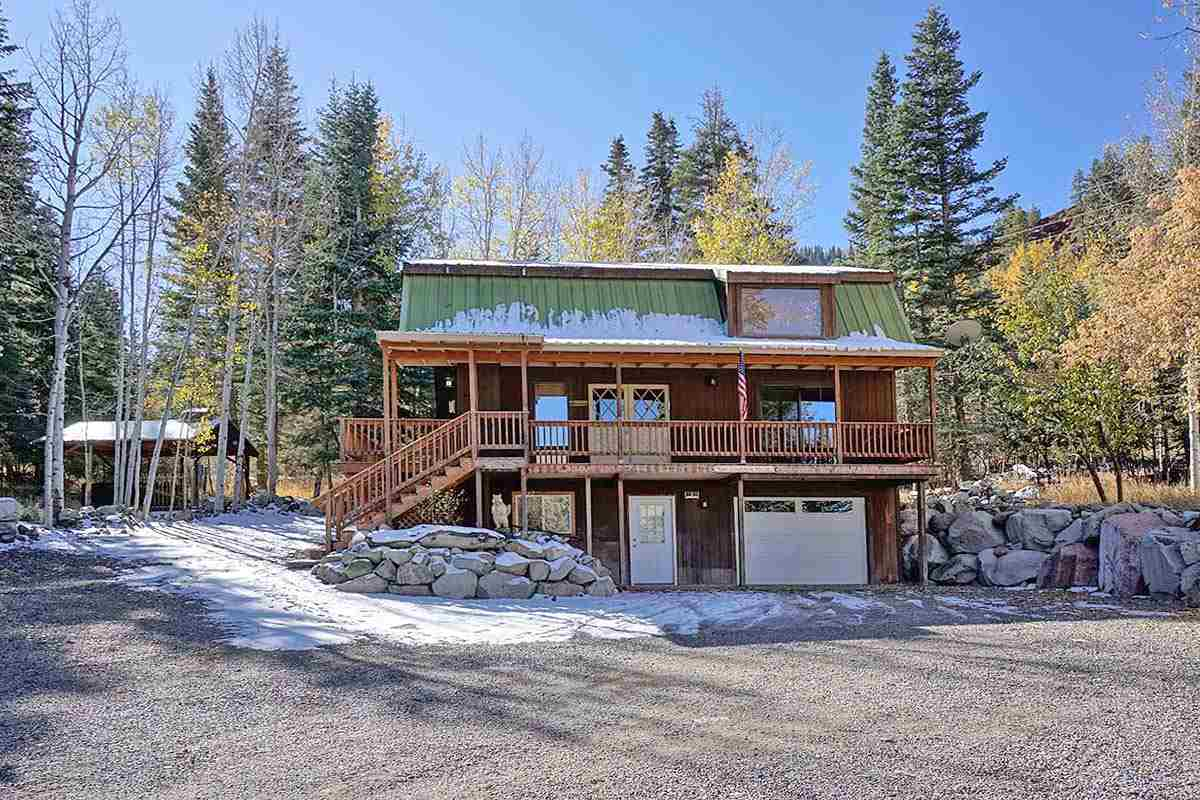25 CHIPMUNK PLACE, Ouray, CO 81427