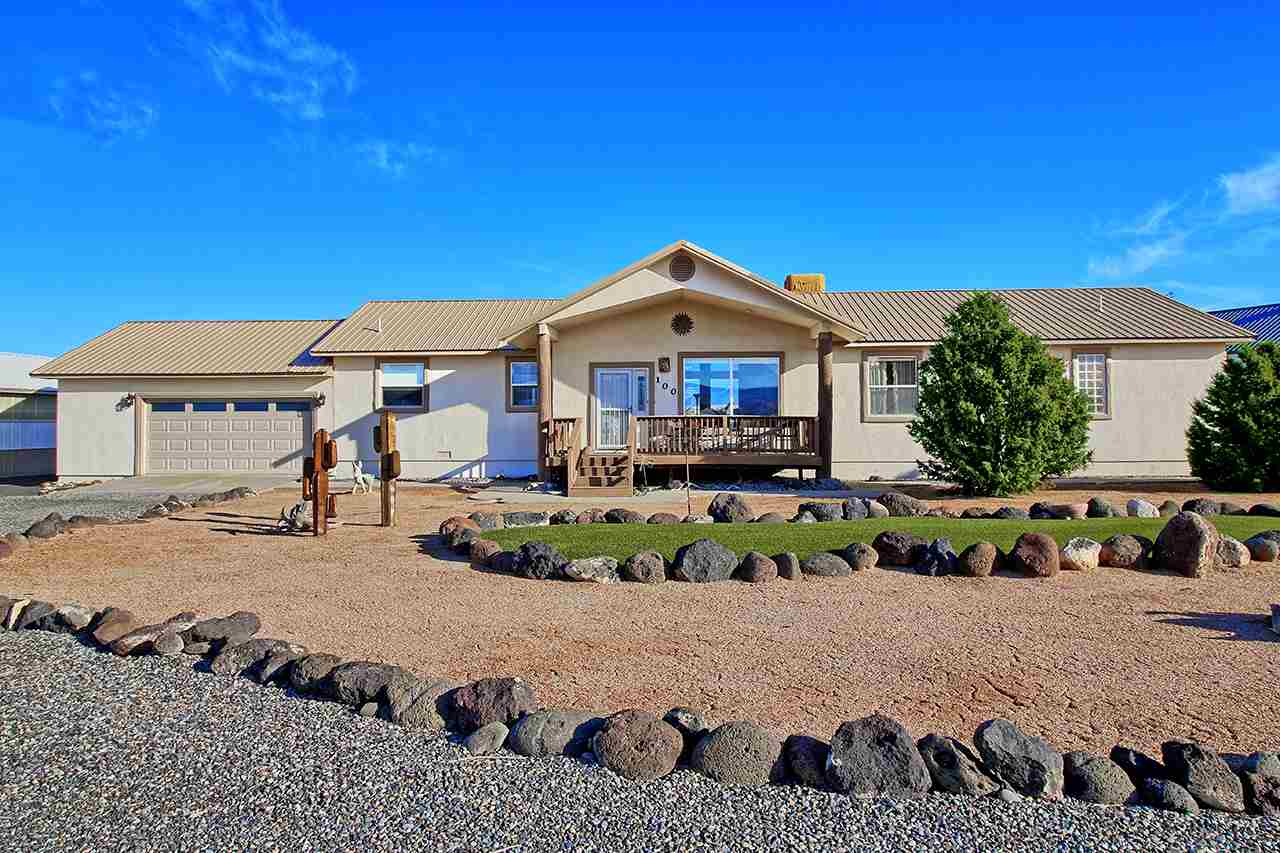 100 Eagle Trail Court, Whitewater, CO 81527