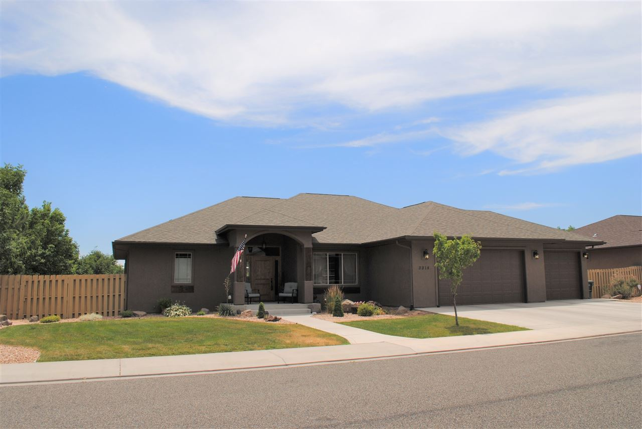 3318 Woodgate Drive, Grand Junction, CO 81506