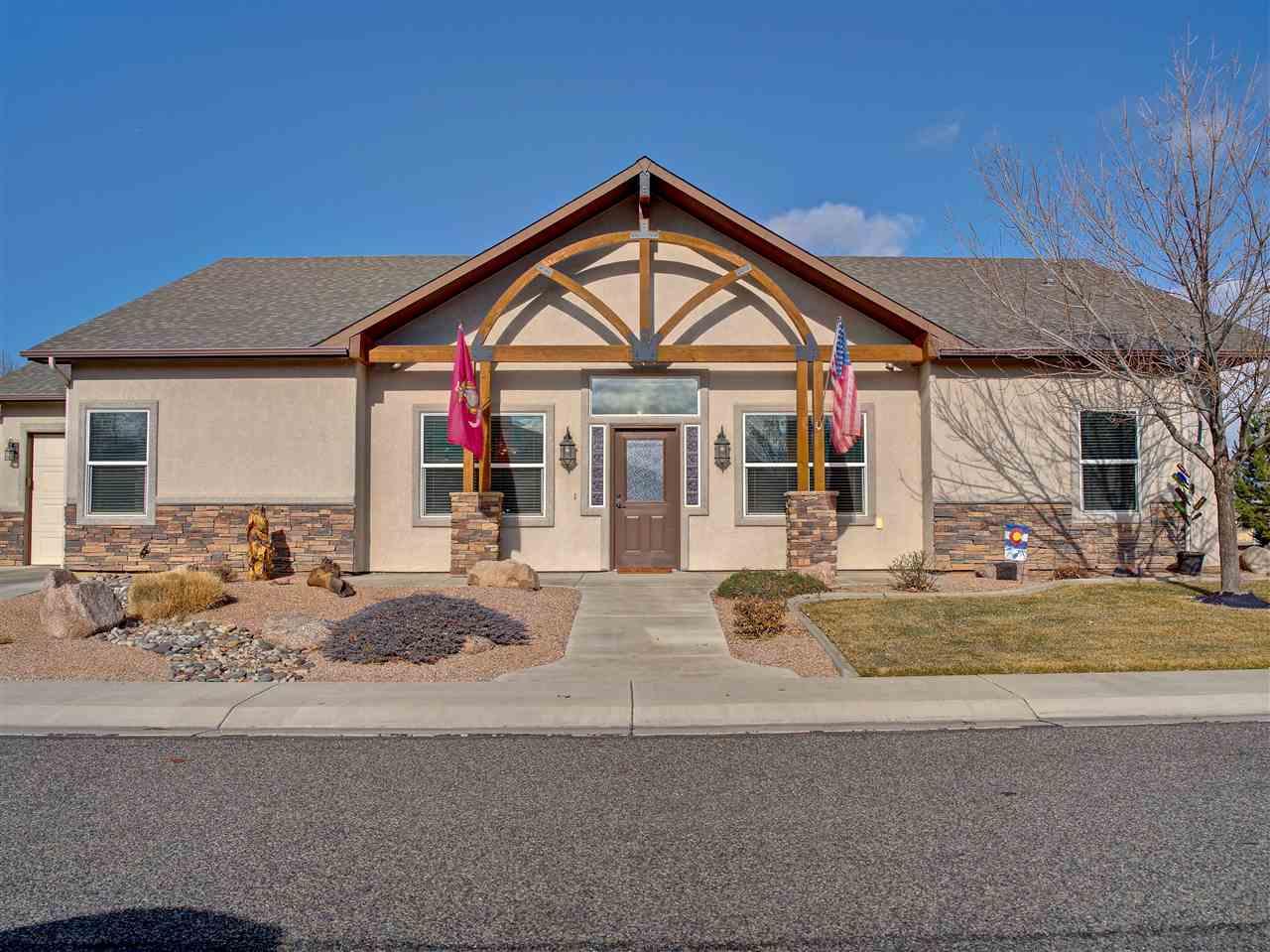 245 Mason Ridge Drive, Grand Junction, CO 81503