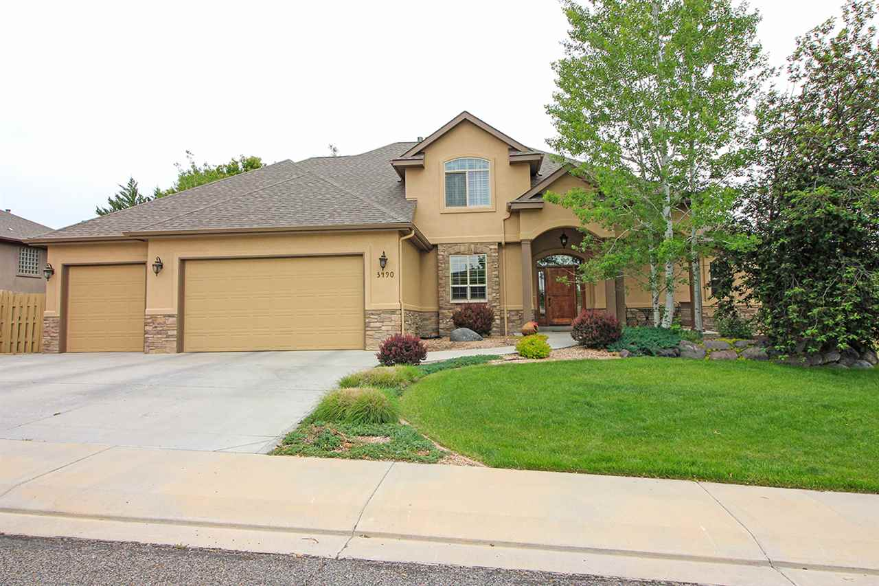 3490 Woodgate Drive, Grand Junction, CO 81506