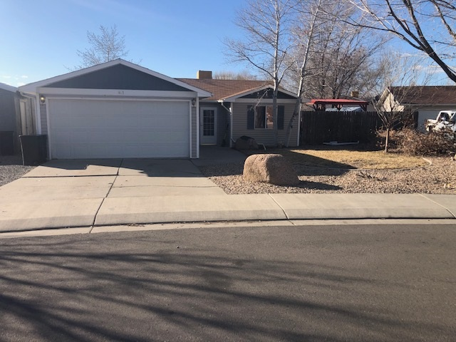 411 Canyon Trail, Grand Junction, CO 81504