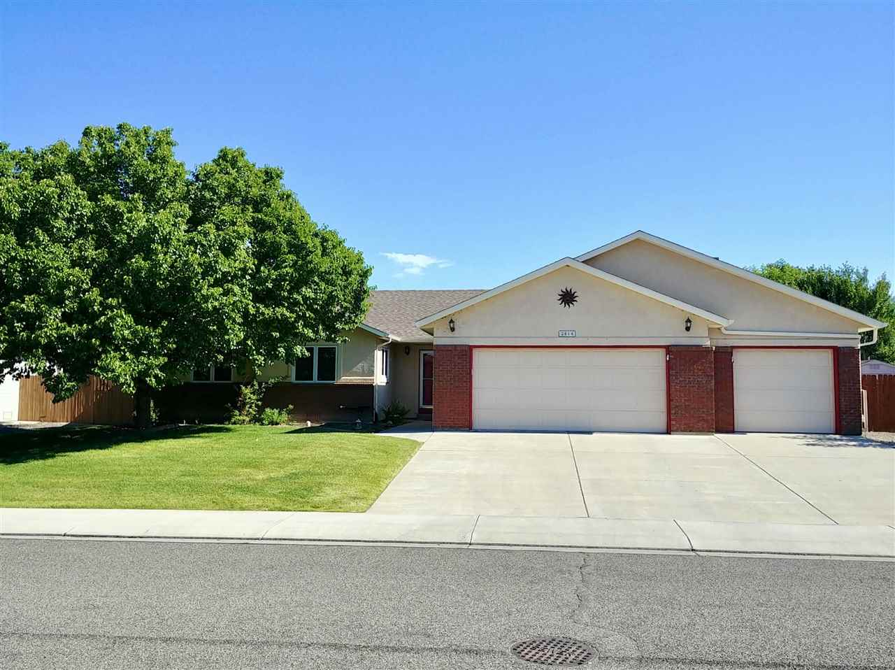 2814 Grand View Drive, Grand Junction, CO 81506