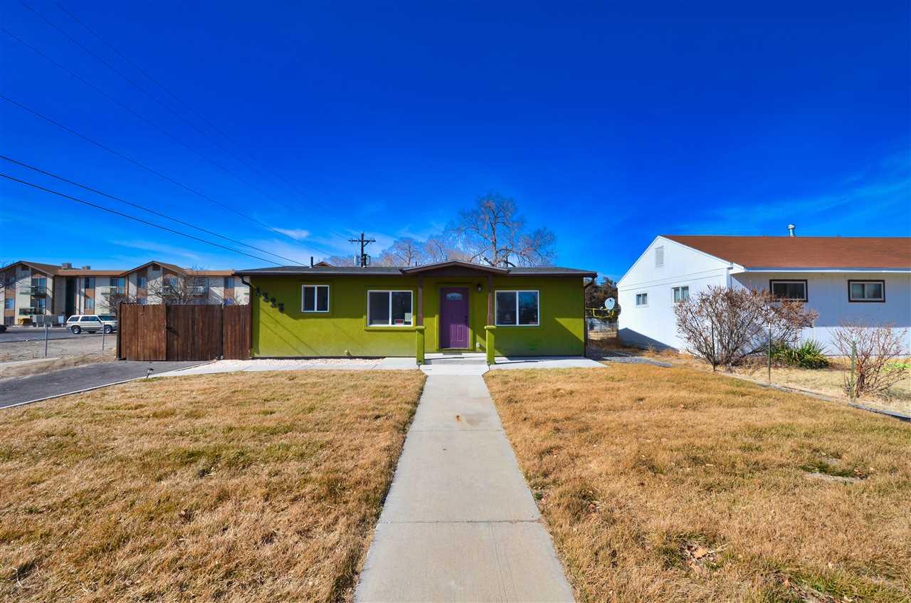 1323 N 22nd Street, Grand Junction, CO 81501