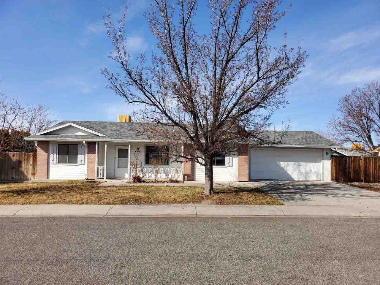 589 Darby Drive, Grand Junction, CO 81504