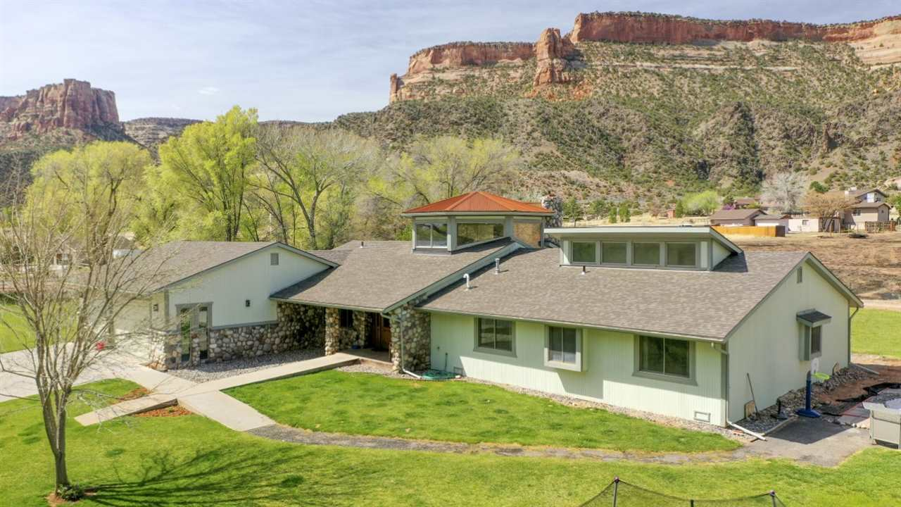 MLS# 20200909 - 1 - 1916 Monument Canyon Drive , Grand Junction, CO 81507