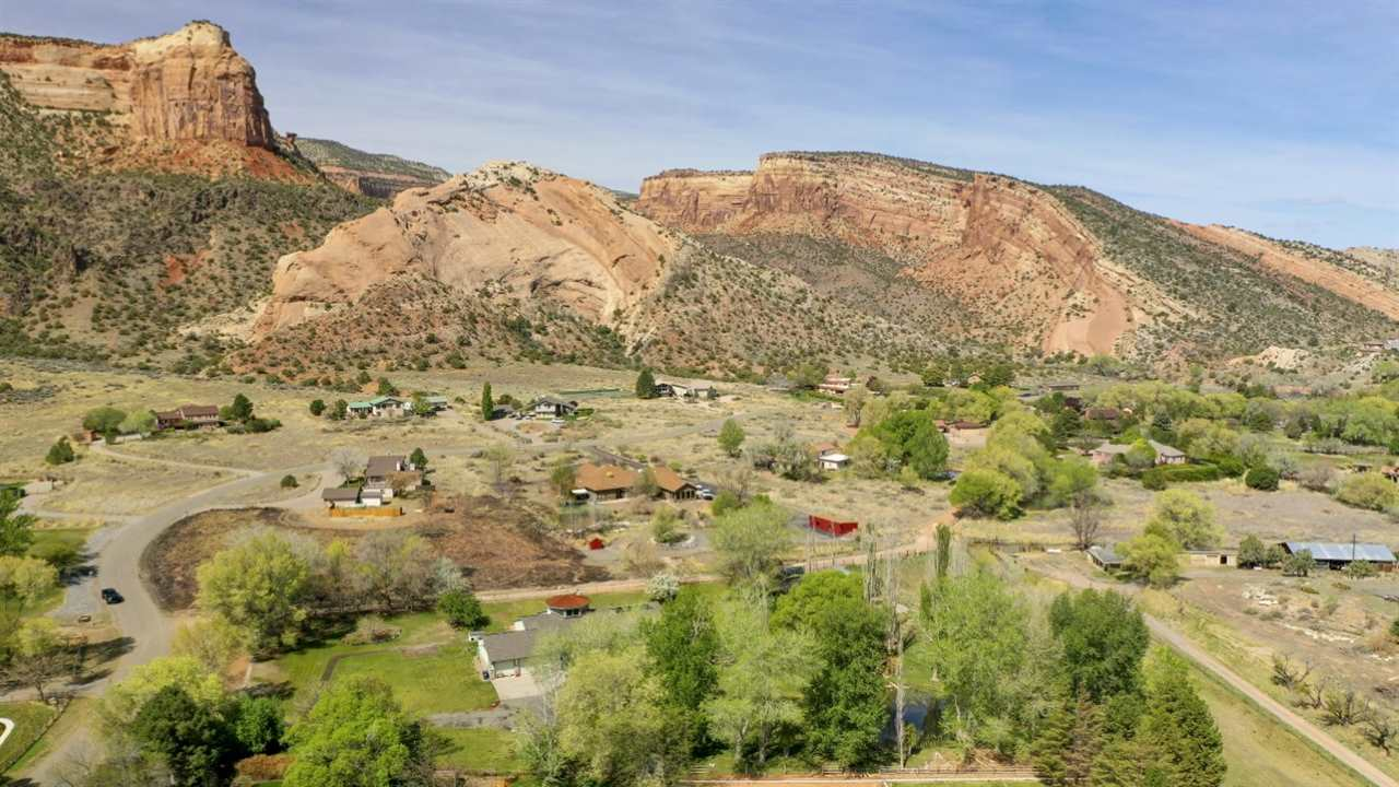 MLS# 20200909 - 12 - 1916 Monument Canyon Drive , Grand Junction, CO 81507