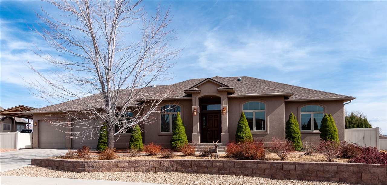 MLS# 20201274 - 1 - 892 Overview Road , Grand Junction, CO 81506