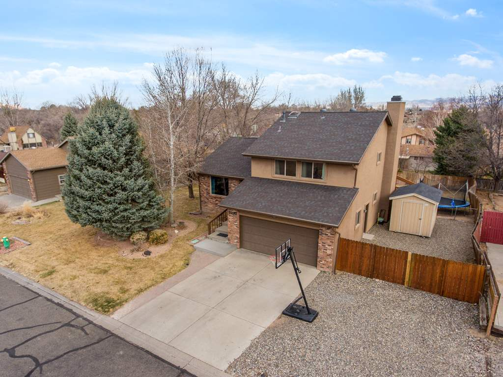 MLS# 20201343 - 2292 S Arriba Circle , Grand Junction, CO 81507