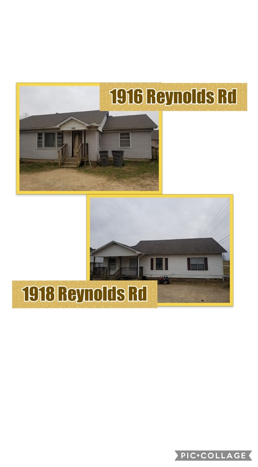 1918 & 1916 Reynolds Rd / Pkg. of 2 Rentals