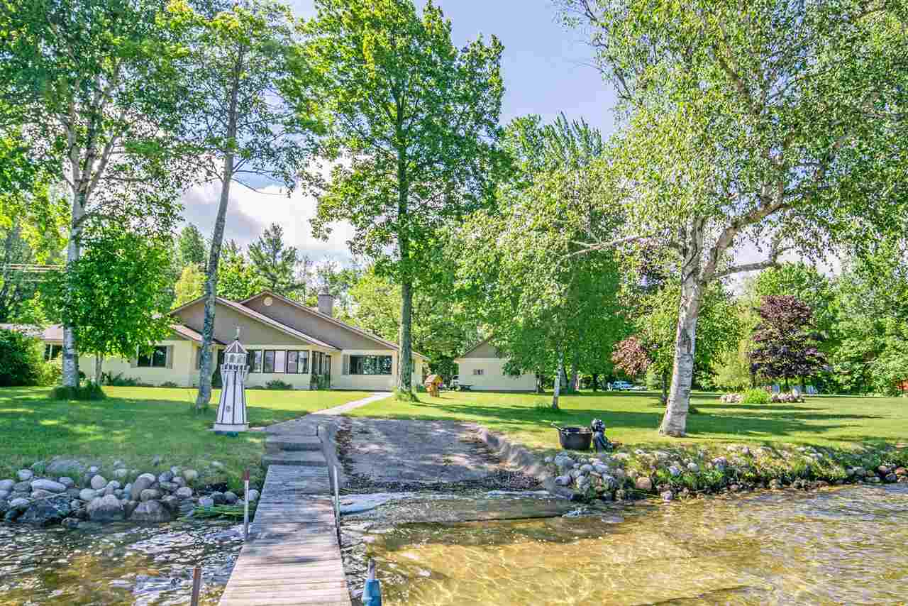 MLS 461435 - 7789  Channel , Petoskey, MI