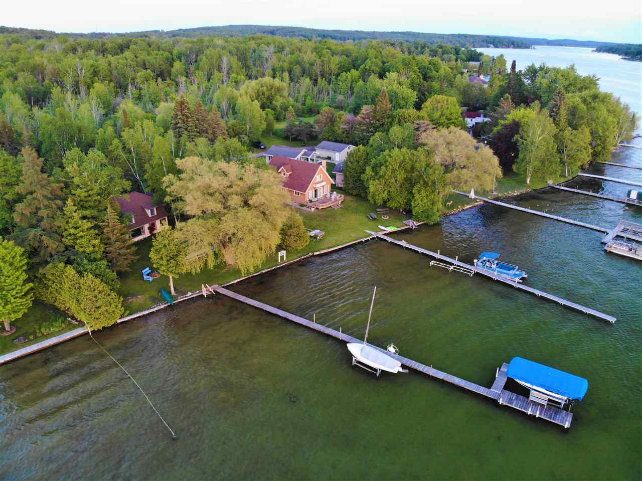 MLS 461453 - 5124  Jones Landing , Petoskey, MI