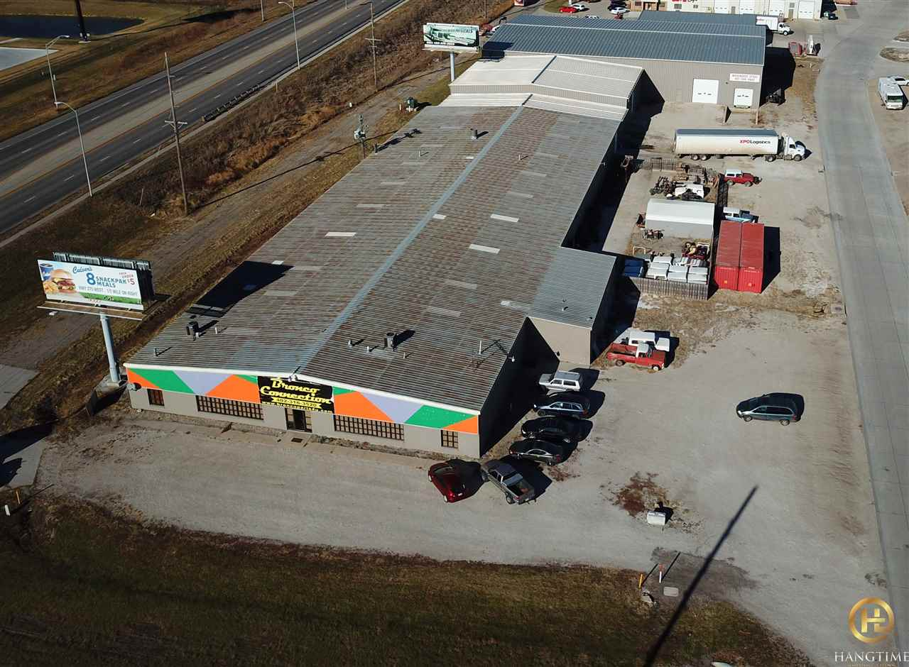 Take advantage of this income producing opportunity!  24,120 sq ft  of warehouse & 1880 sq ft of office space originally constructed in 1973!  In 2008 1880, 5640 and 16,000 sq ft of warehouse space was constructed, totaling 49,520 income producing potential!  33,000 sq ft is currently leased!  Key is at office.