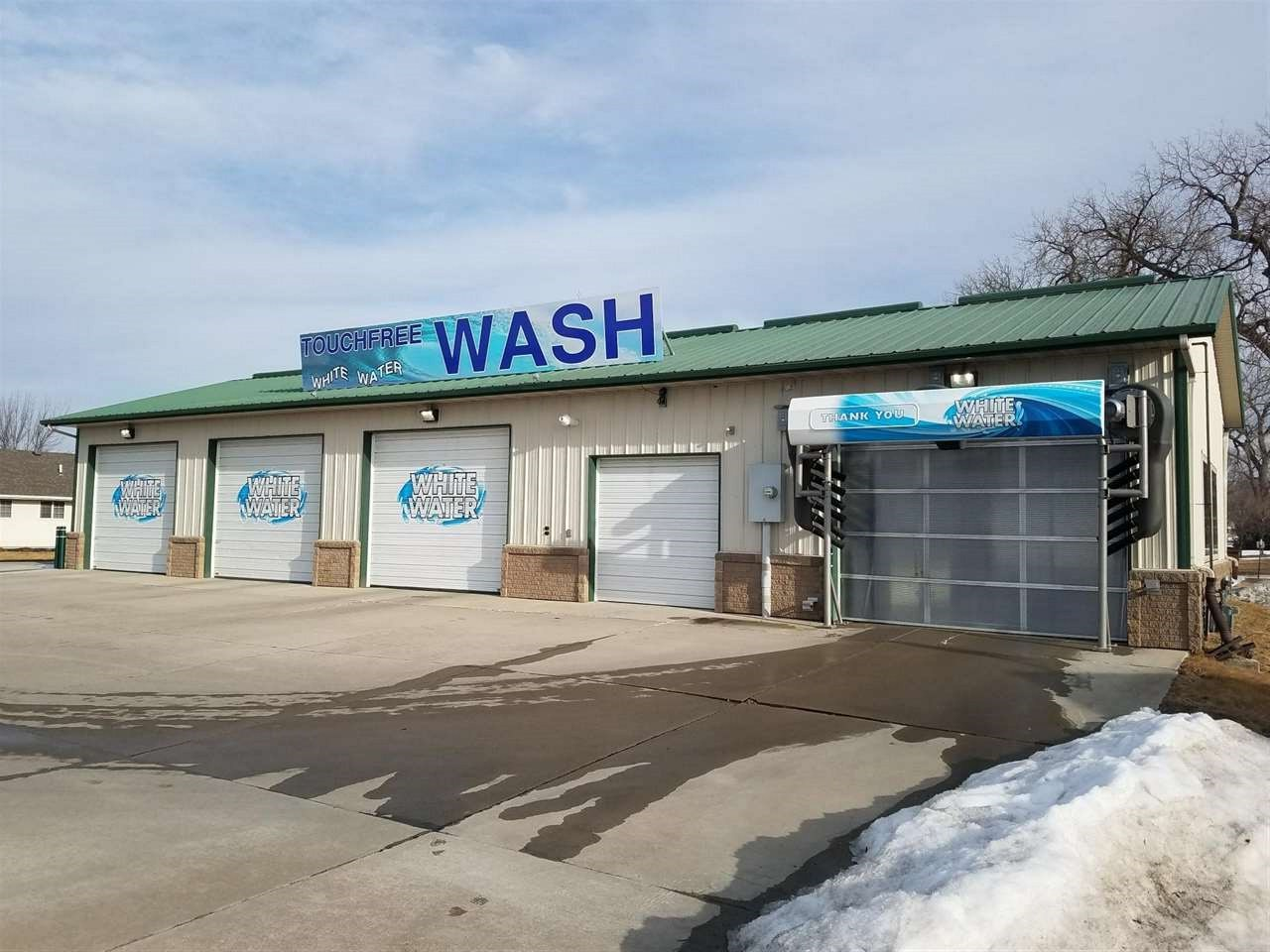 Additional Parcel Number: 5604318.00  Seller has put over $450,000 in repairs and new equipment into the car wash in the last 12 months.  The entire operating system is new and fully automated.  The car wash can be operated and monitored remotely by PC or cell phone using the onsite security system.  Now is the time to get this virtually brand new car wash.  Financials available upon request.