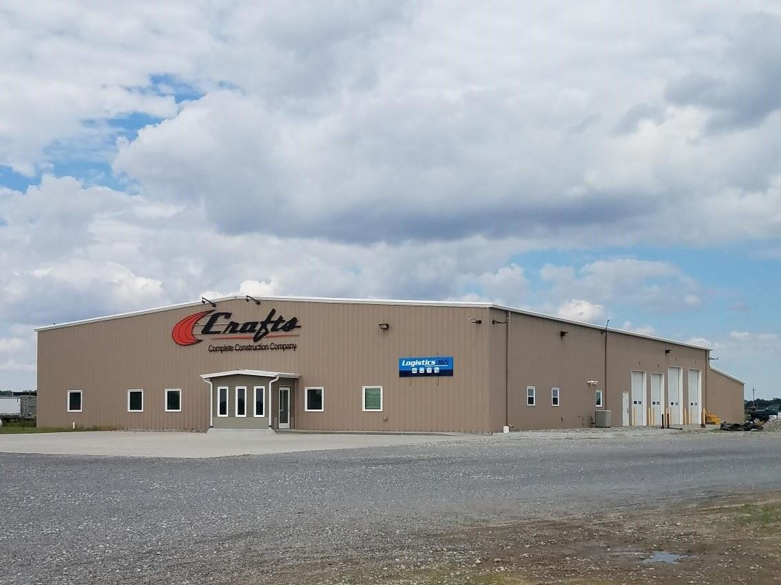 Here is your chance to own a like new office/shop, warehouse space, with 5000 sq ft of flex office space and 11,000 sq ft of shop/warehouse space.  As an added bonus the building has another 40x50 covered area that could be enclosed.  Sitting on over 8 acres, there is plenty of room to expand.  Call today for a private showing