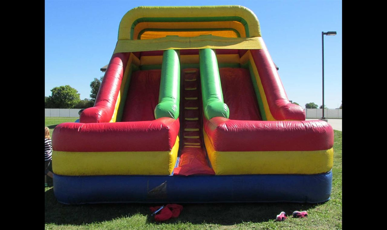 Ever dream of owning your own business?  Here is a great opportunity to own an established, successful inflatables and party rentals business.