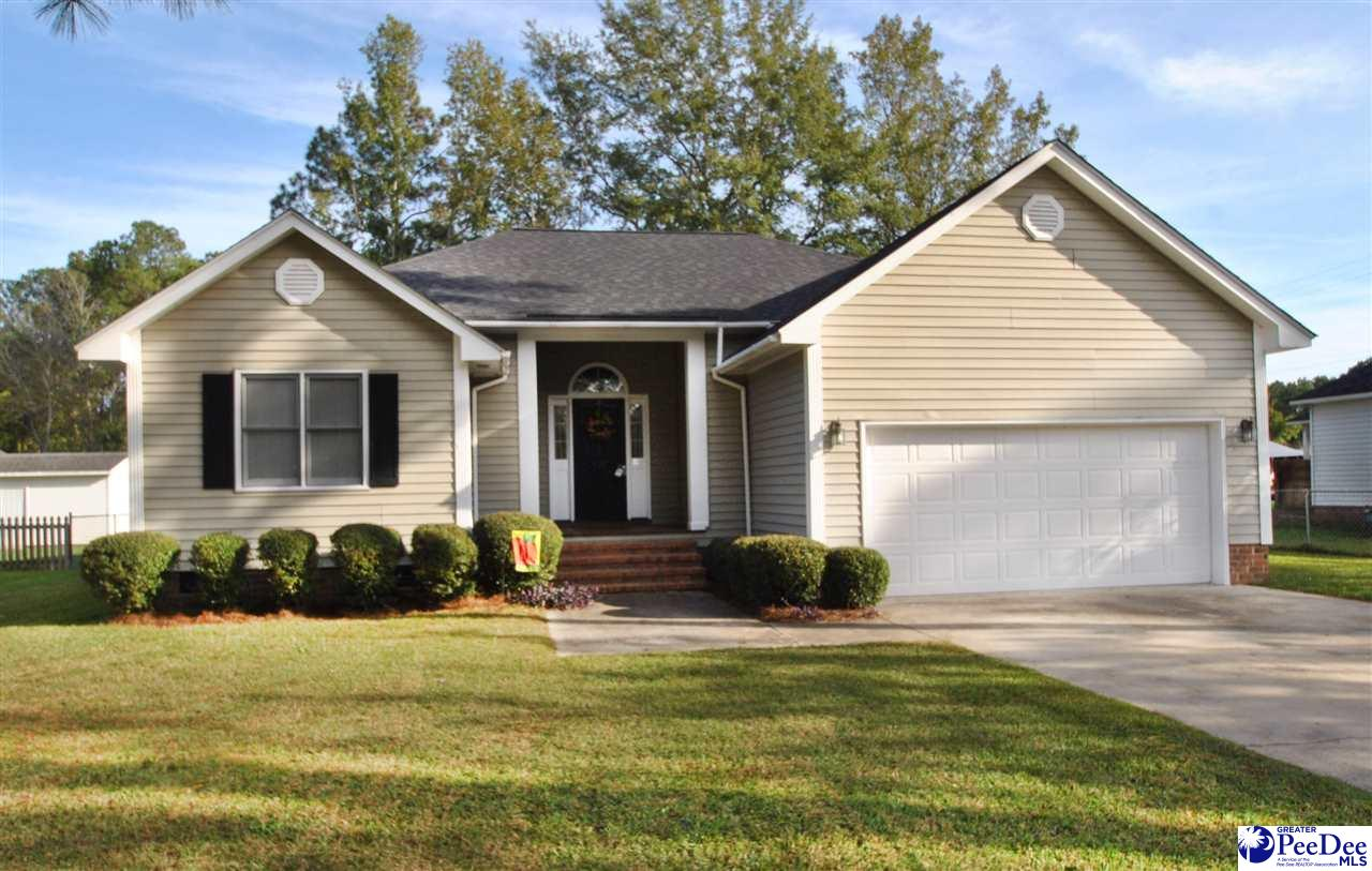 Charming well maintained home in a wonderful community of Charters. Featuring granite counter tops, new laminate flooring, freshly painted kitchen cabinets and updated roof in 2017. Won't last long. Call today to schedule a private tour.