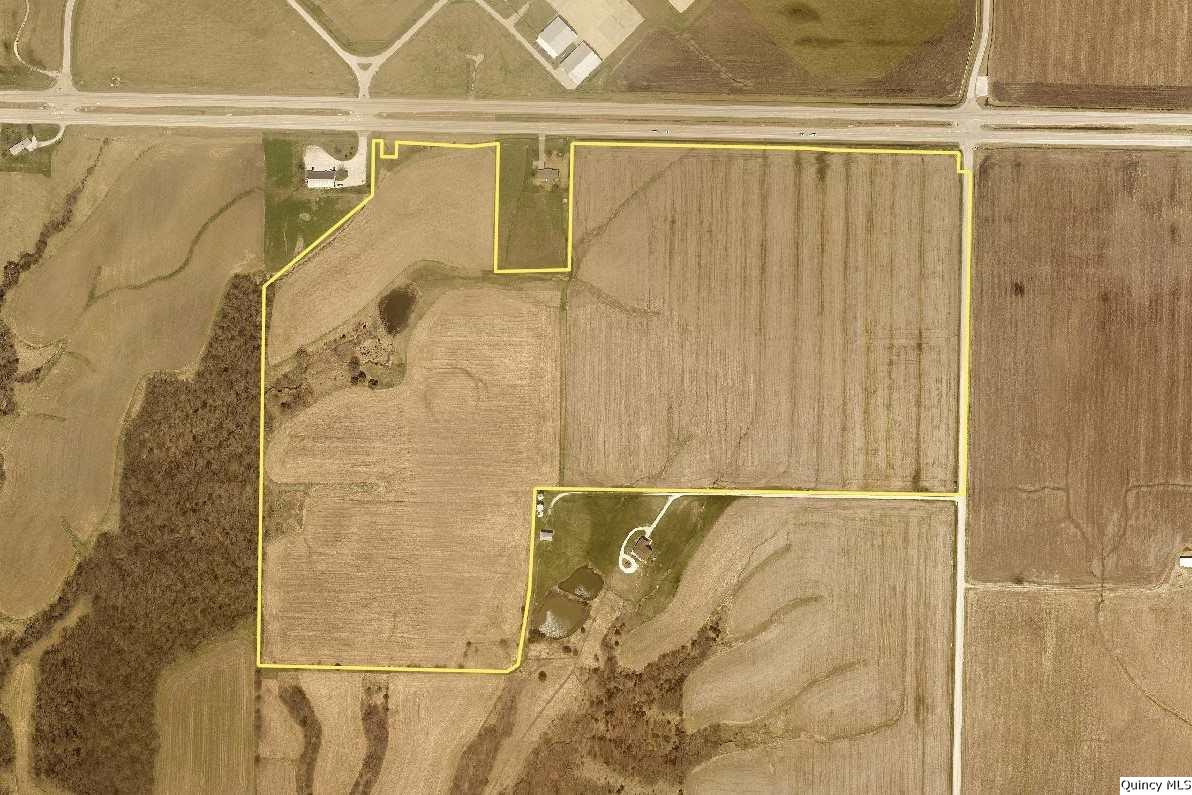 86 Acres on Highway 104, Quincy