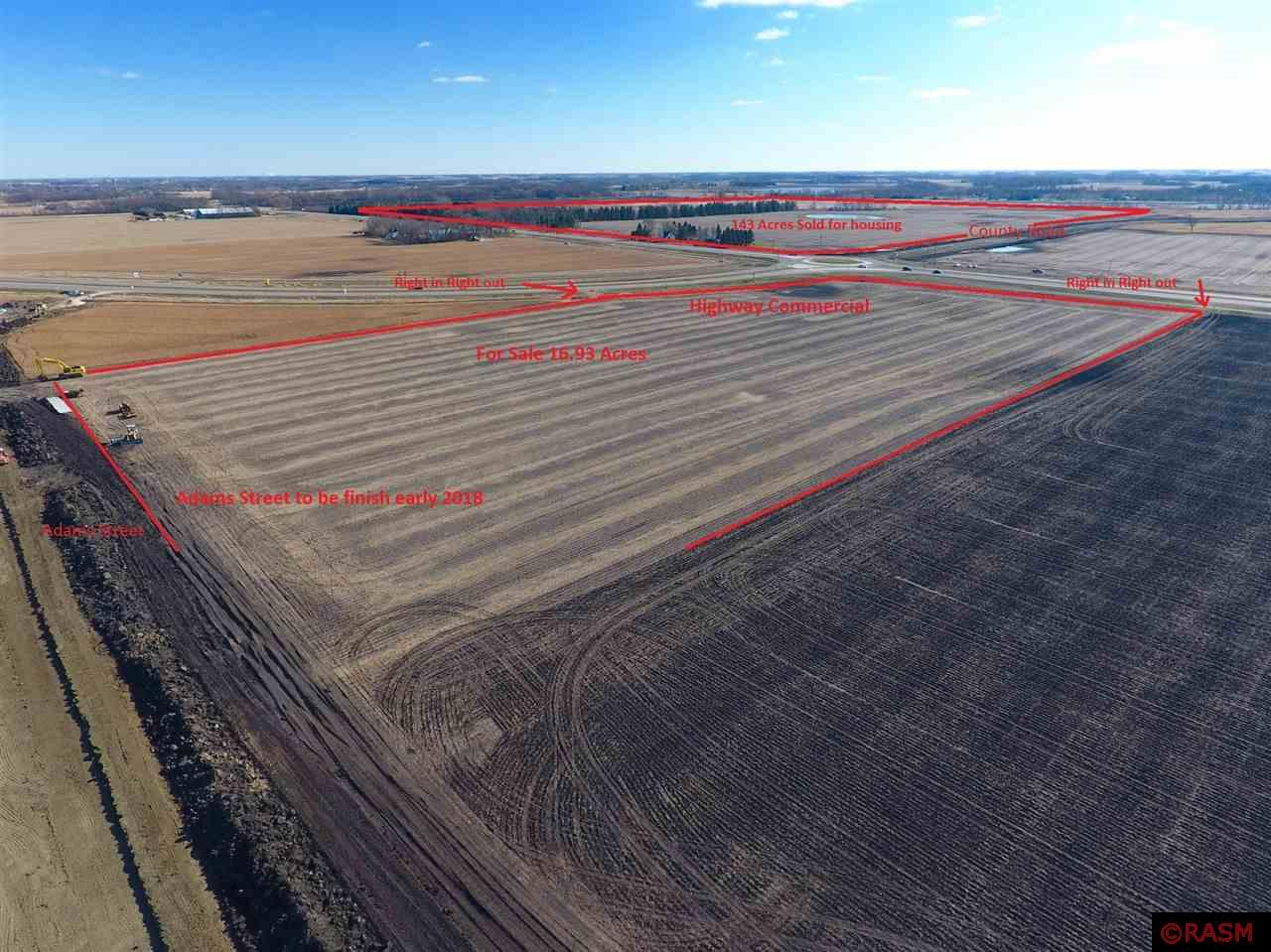 Property for sale at XXX County Road 17 & County Road 12 & Adams Street, Mankato,  Minnesota 56001
