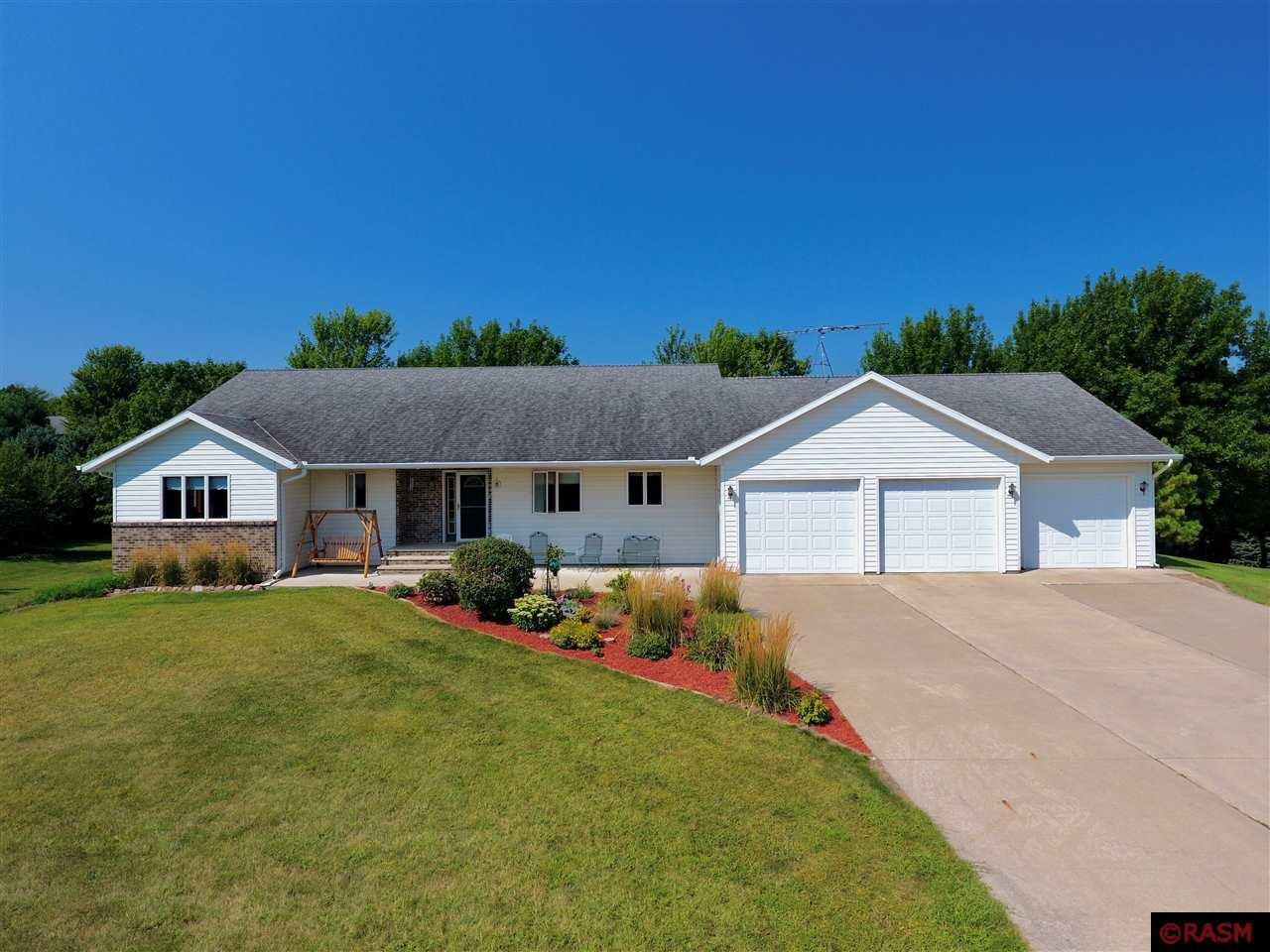 Property for sale at 43708 361st Lane, St. Peter,  MN 56082