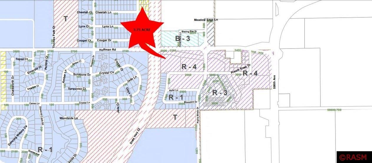 Property for sale at TBD Prairie Rose Drive, Mankato,  Minnesota 56001