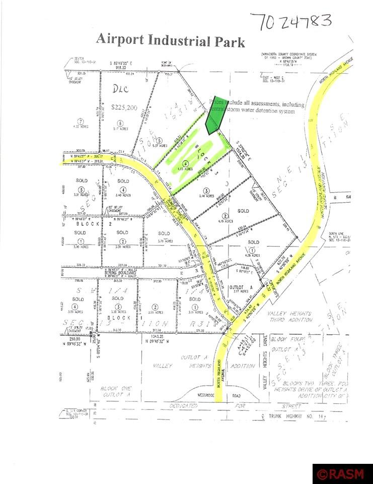 Property for sale at Lot 4 Somsen, New Ulm,  Minnesota 56073