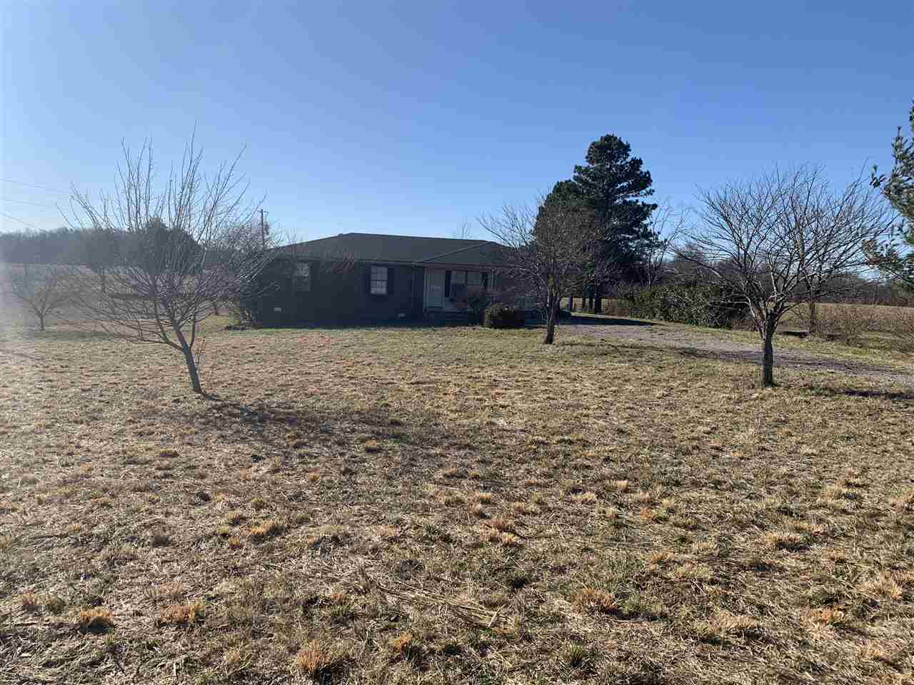 Move in ready! 2 bed, 3 baths, 1300+/- sqft home in North Butler County.  This home sits on a very peaceful .7 acre country lot. The interior of the home has updated carpet and a large master suite.  Priced to sell at $69,900!