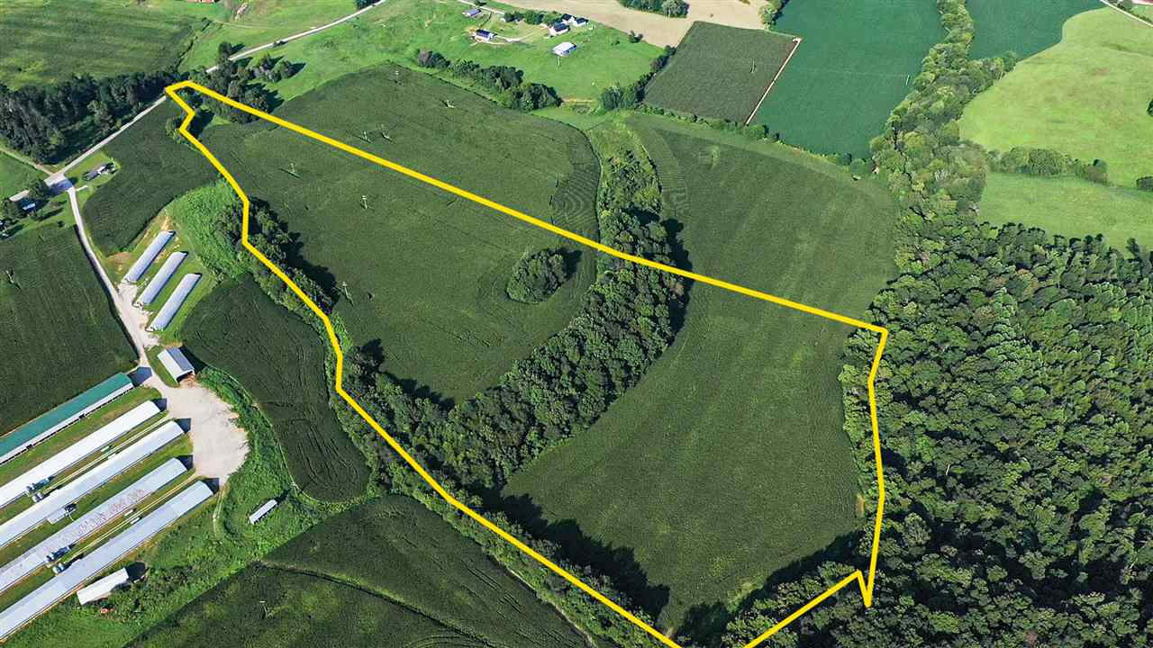 37+/- acres mostly row crop land. Perfect opportunity to own income producing crop land at a very affordable amount.