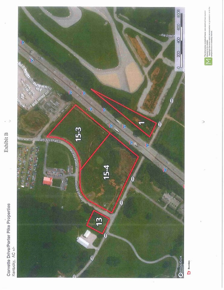 Lot 15-3 Corvette Drive, Bowling Green, KY 42101