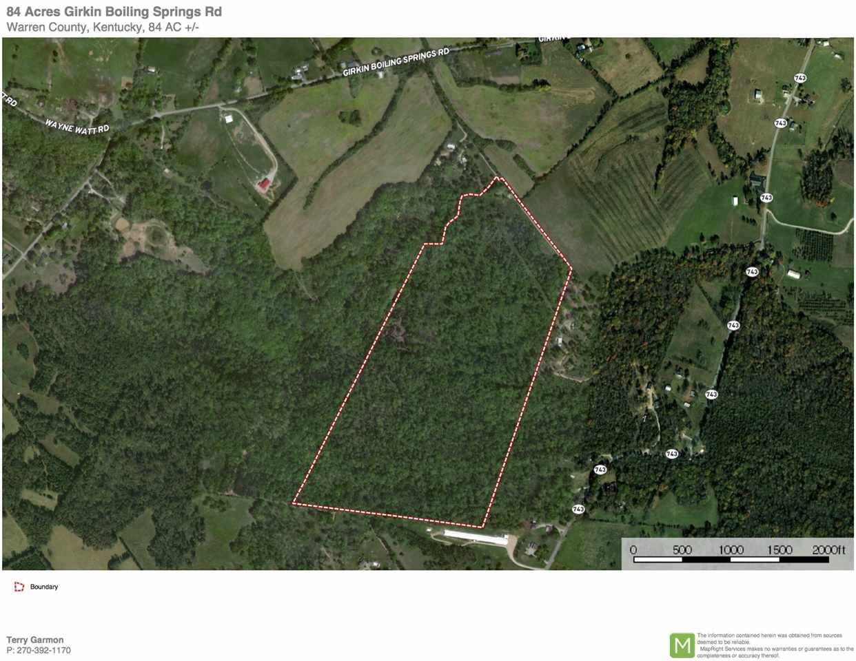 All wooded tract perfect for a cabin. Great recreational tract with plenty of deer and turkey and small game. Electric service available. Would also be a good tract for riding atvs. Located within a few minutes of Bowling Green. Call for a private tour.
