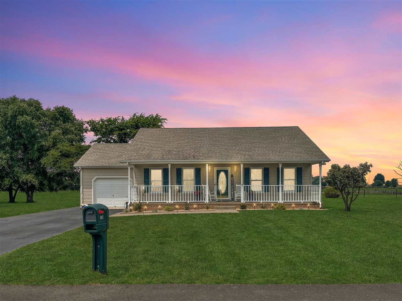107 Countryview  Lane, Franklin, KY 42134