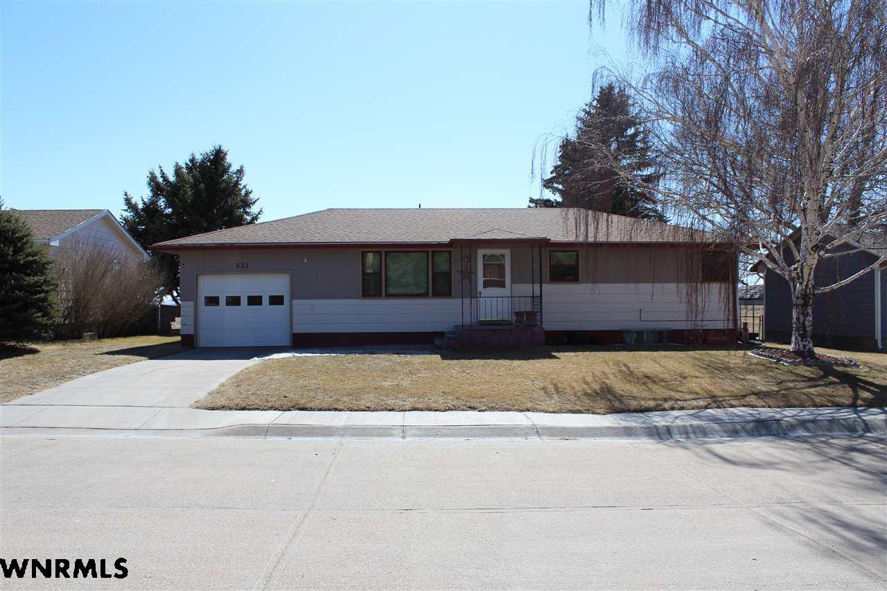 531 E 5TH STREET, Bayard, NE 69334